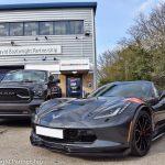 2017 Corvette Grand Sport One owner - 3,000 Miles