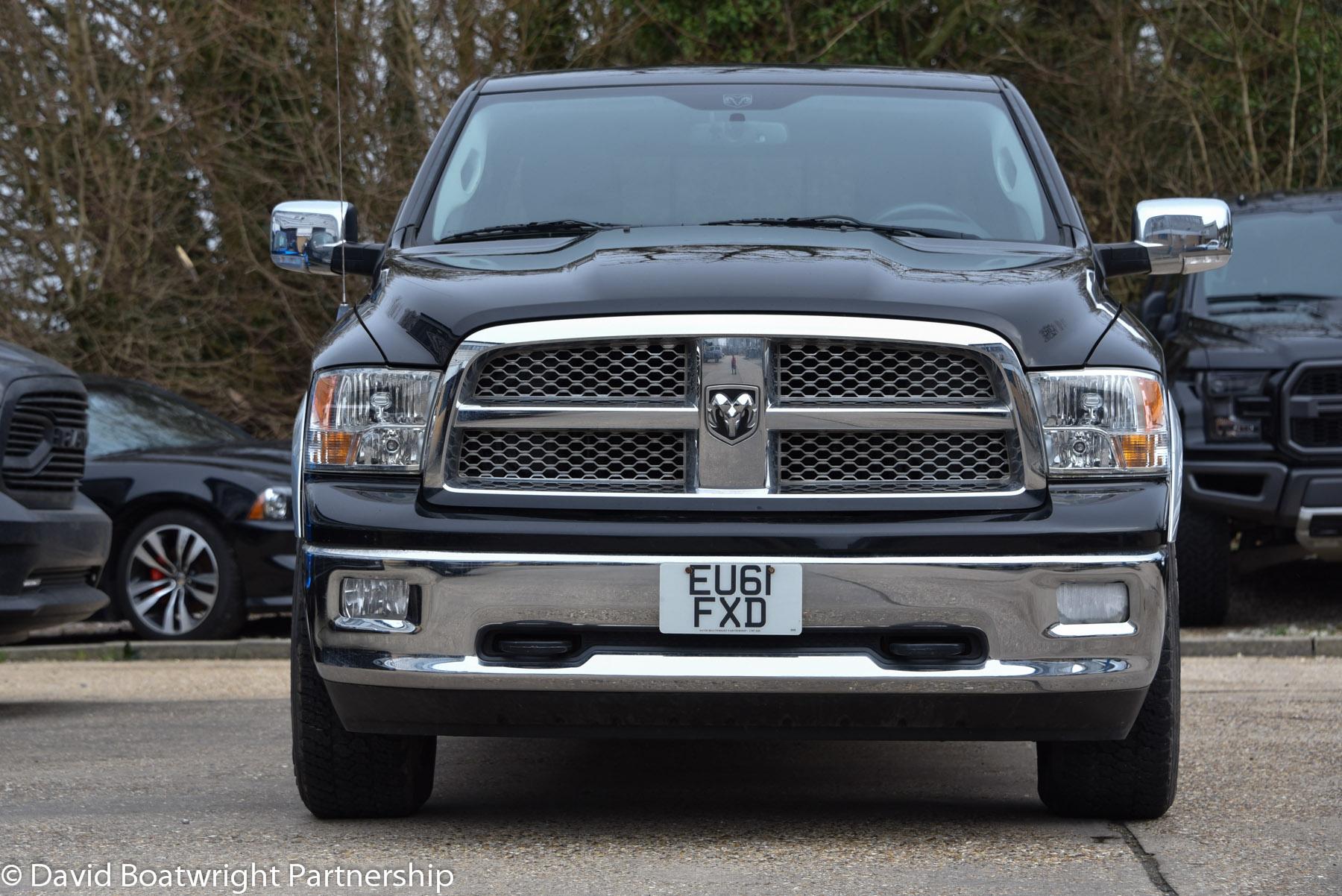 Dodge Ram Laramie 2012 for sale
