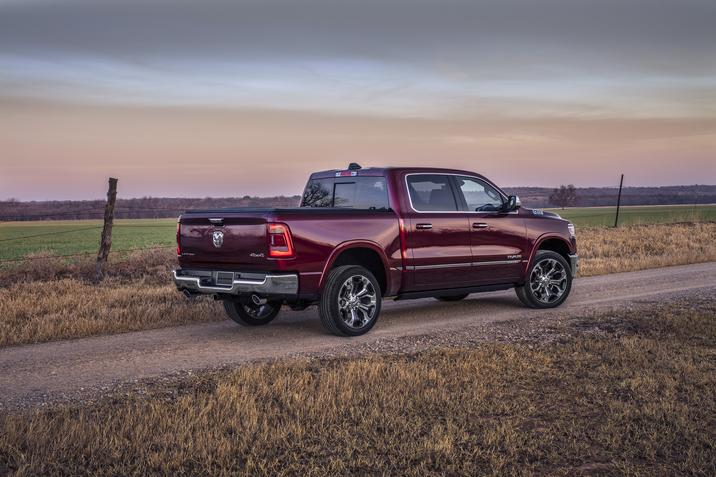 2019 Ram Limited