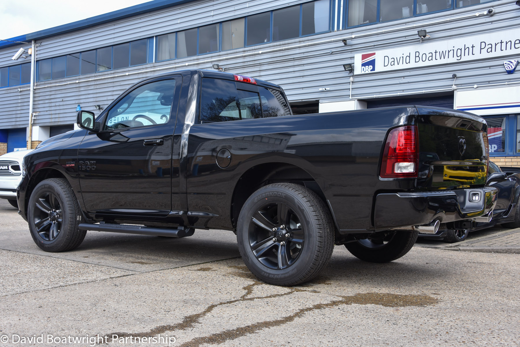New Dodge Ram Sport Single Cab 4 215 4 David Boatwright