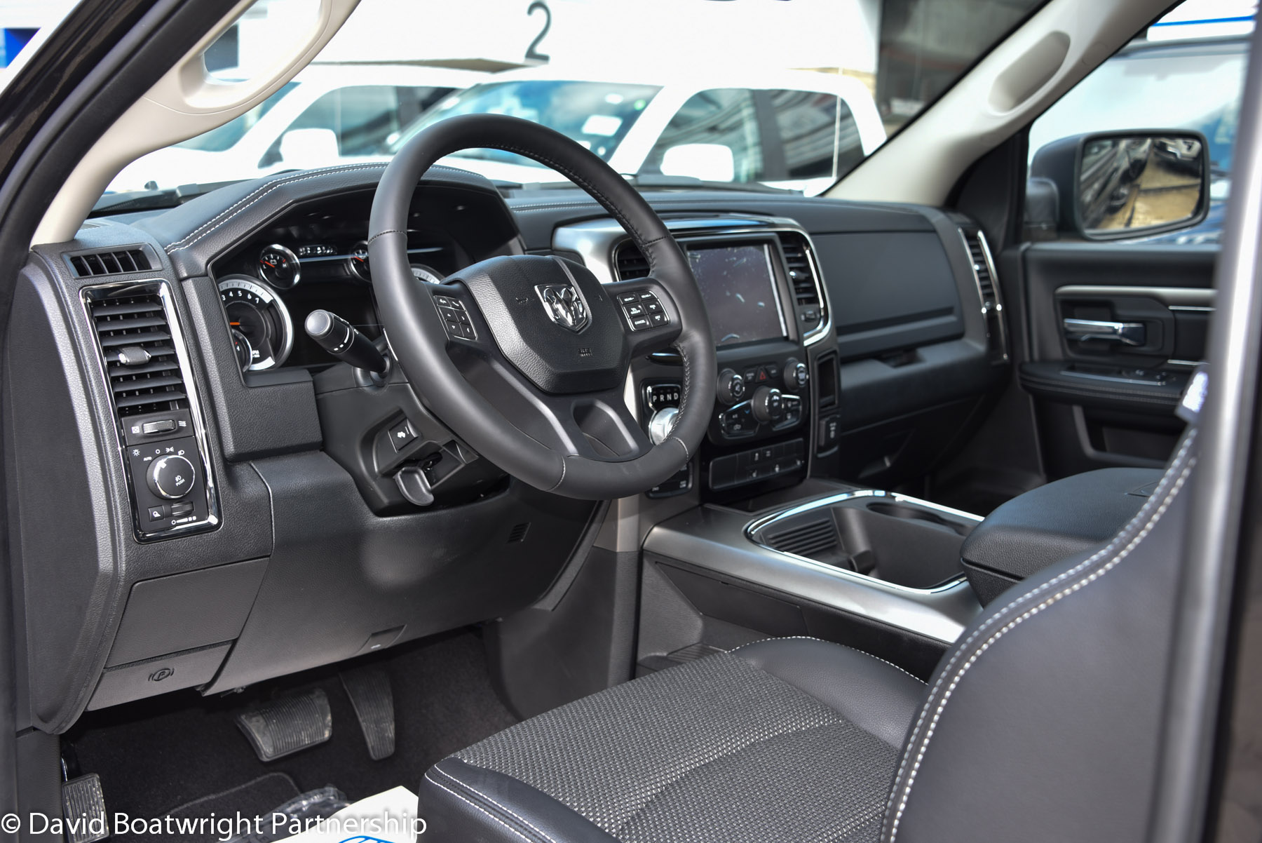 New Dodge Ram Single Cab UK
