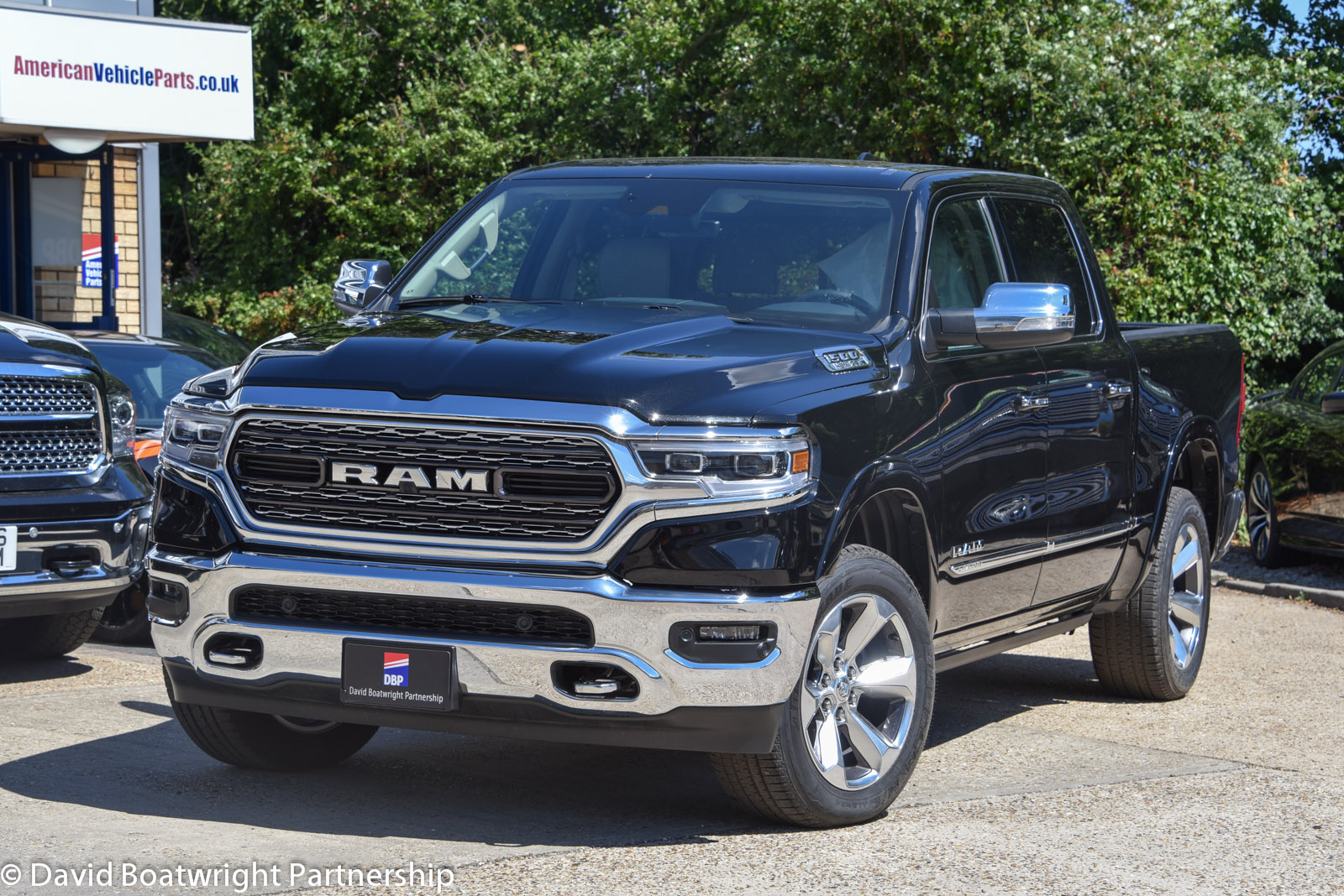 2019 RAM LIMITED FOR SALE IN THE UK