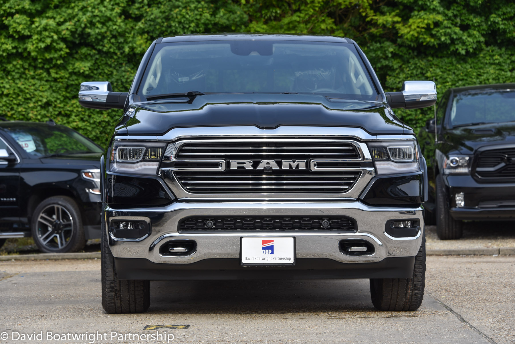 2019 RAM in the UK