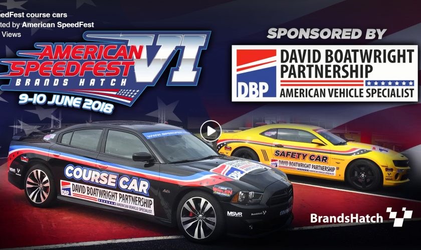American Speedfest David Boatwright Partnership