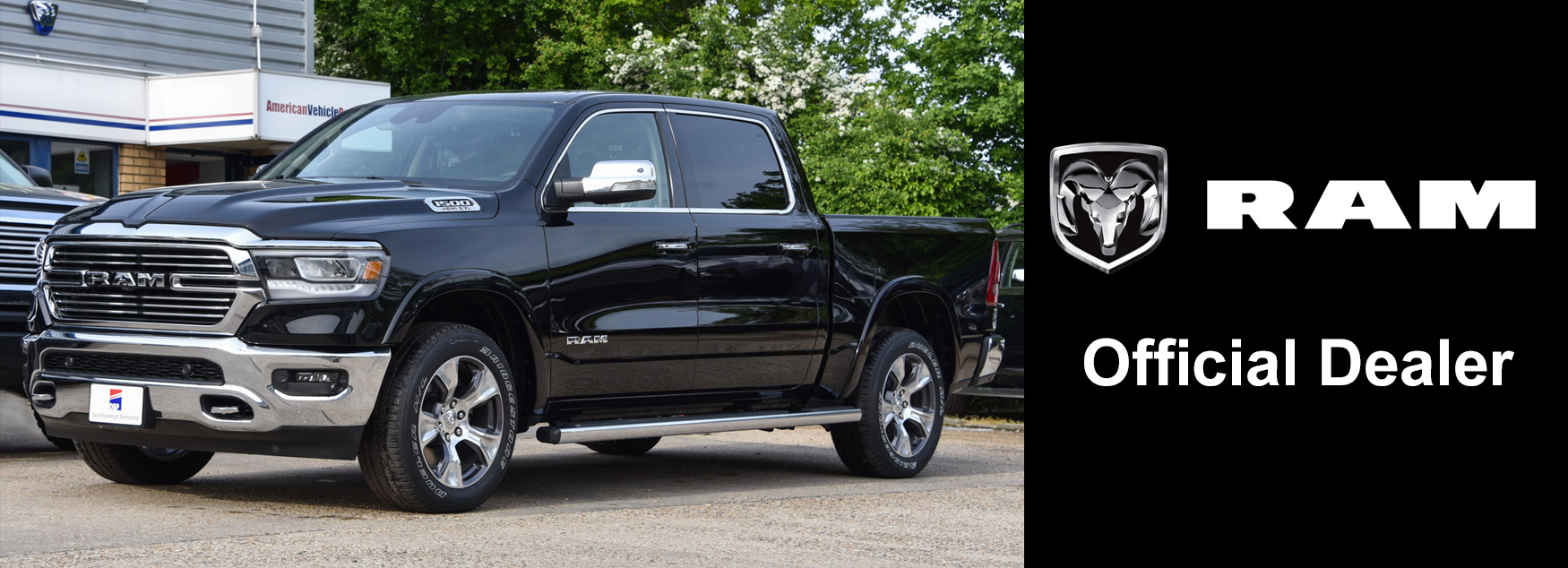 Dodge Ram Official UK Dealer