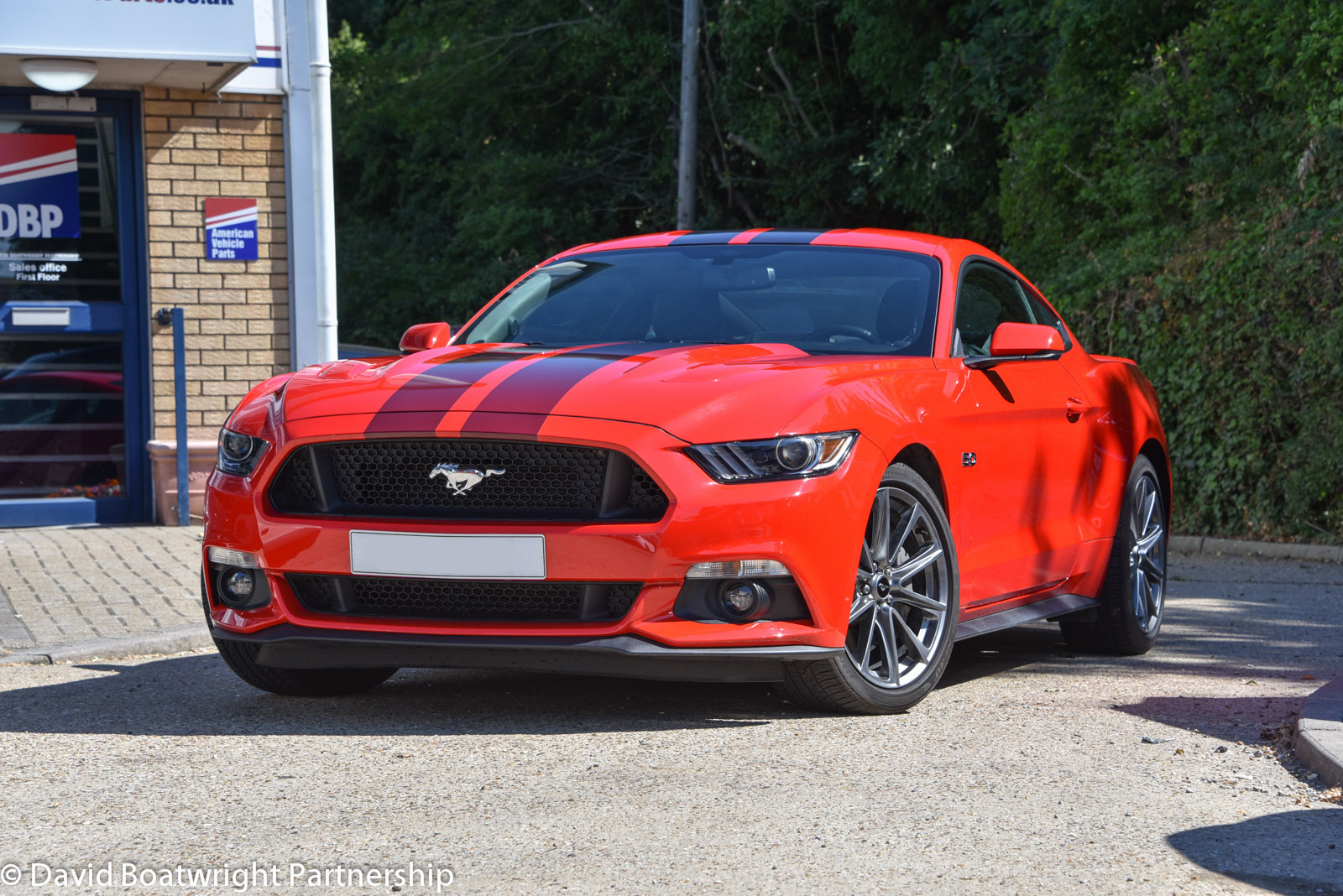 LHD Mustang GT for sale