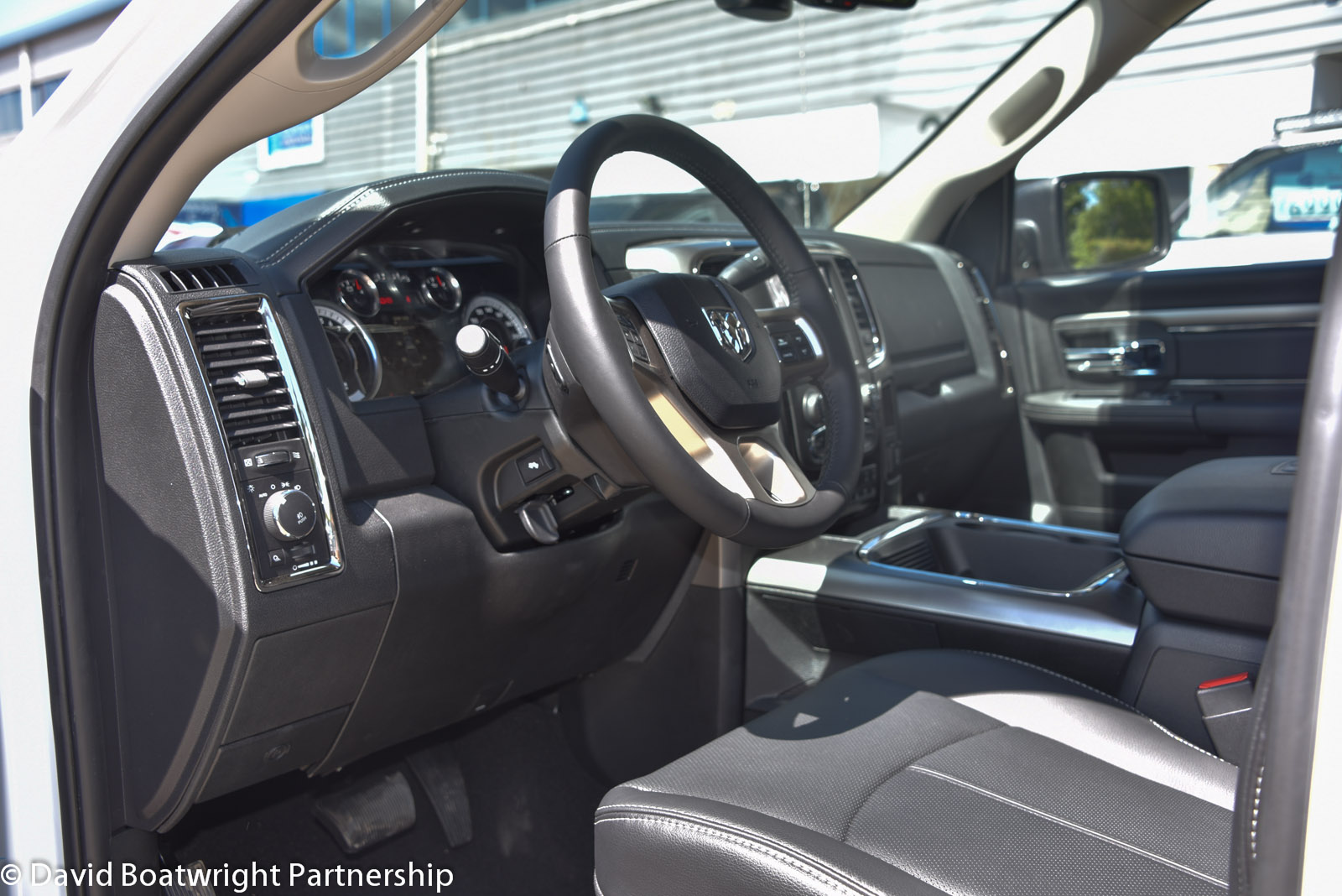 2018 Dodge Ram 2500 HD 4x4