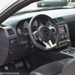 Dodge Challenger SRT8 392 Interior