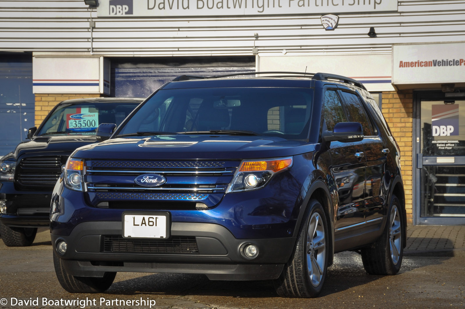 2012 Ford Explorer six seater Limited (3 of 15)