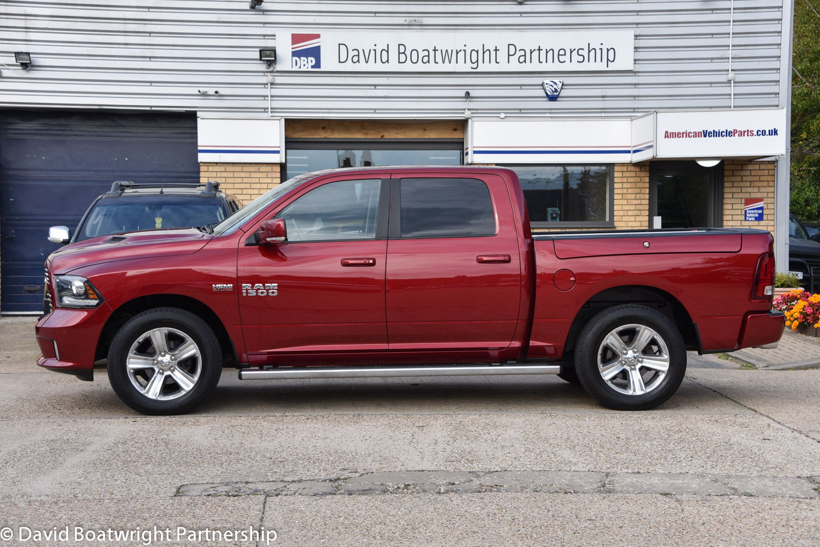 2014 Dodge Ram - Rambox - Air Suspension