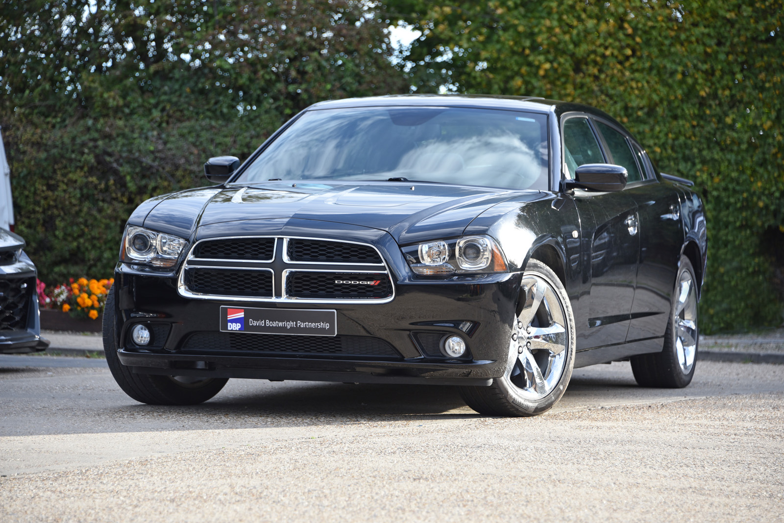Dodge Charger SXT Plus Black