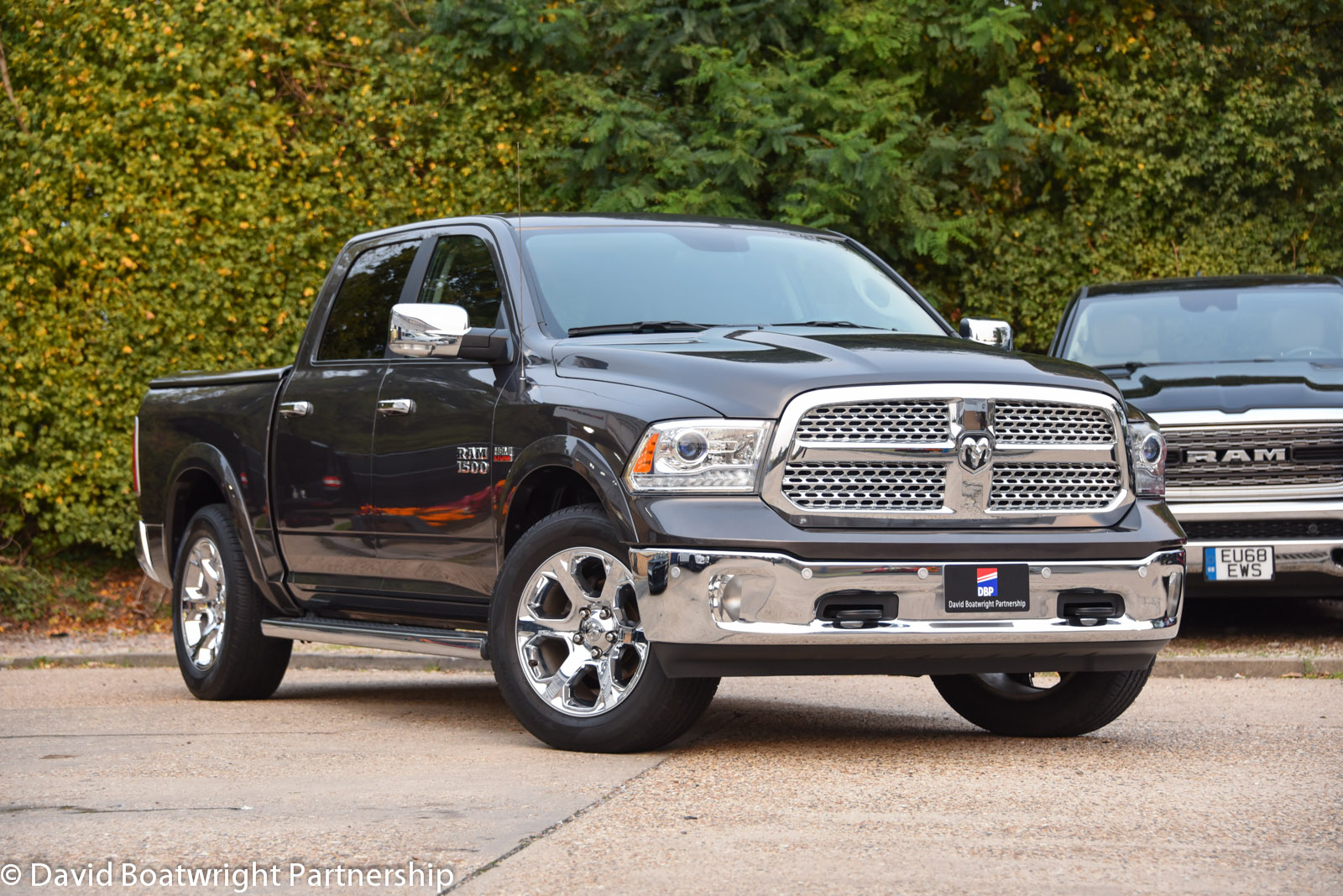 2017 Dodge Ram LPG Air Suspension Laramie