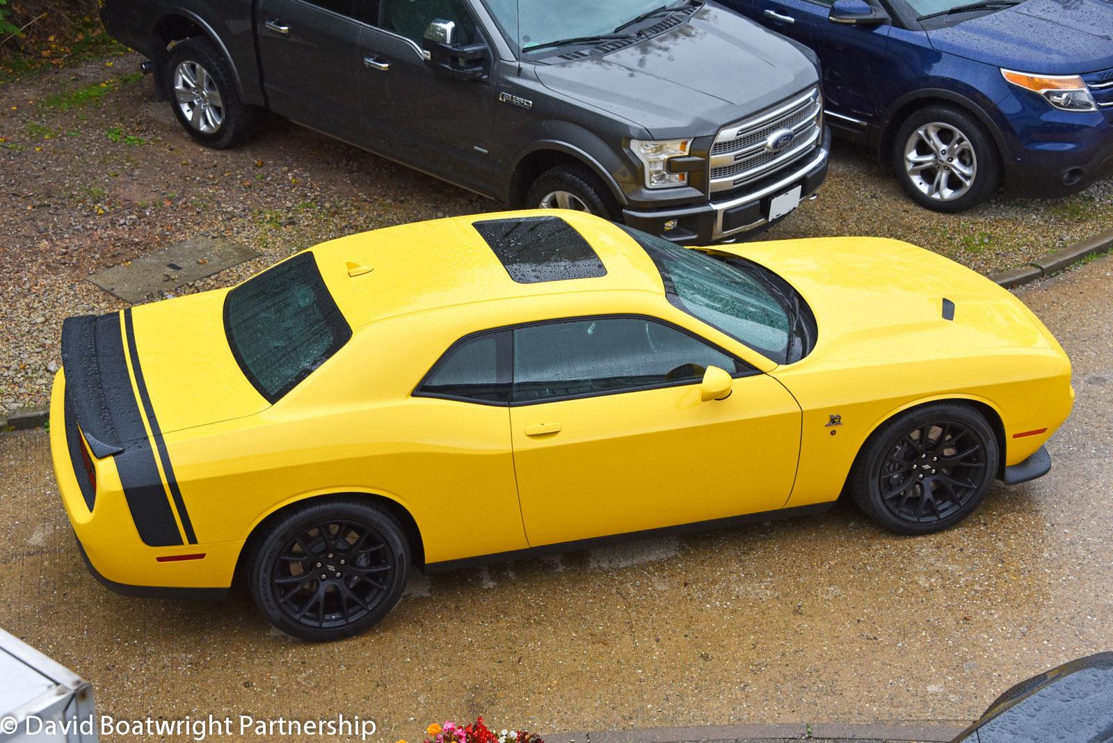 Dodge Challenger RT SCATPACK 6.4