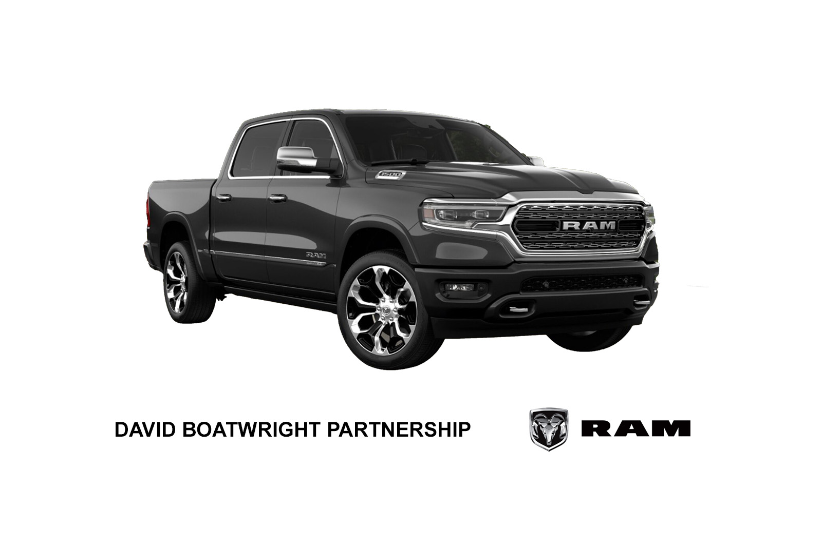 New 2019 Ram Limited