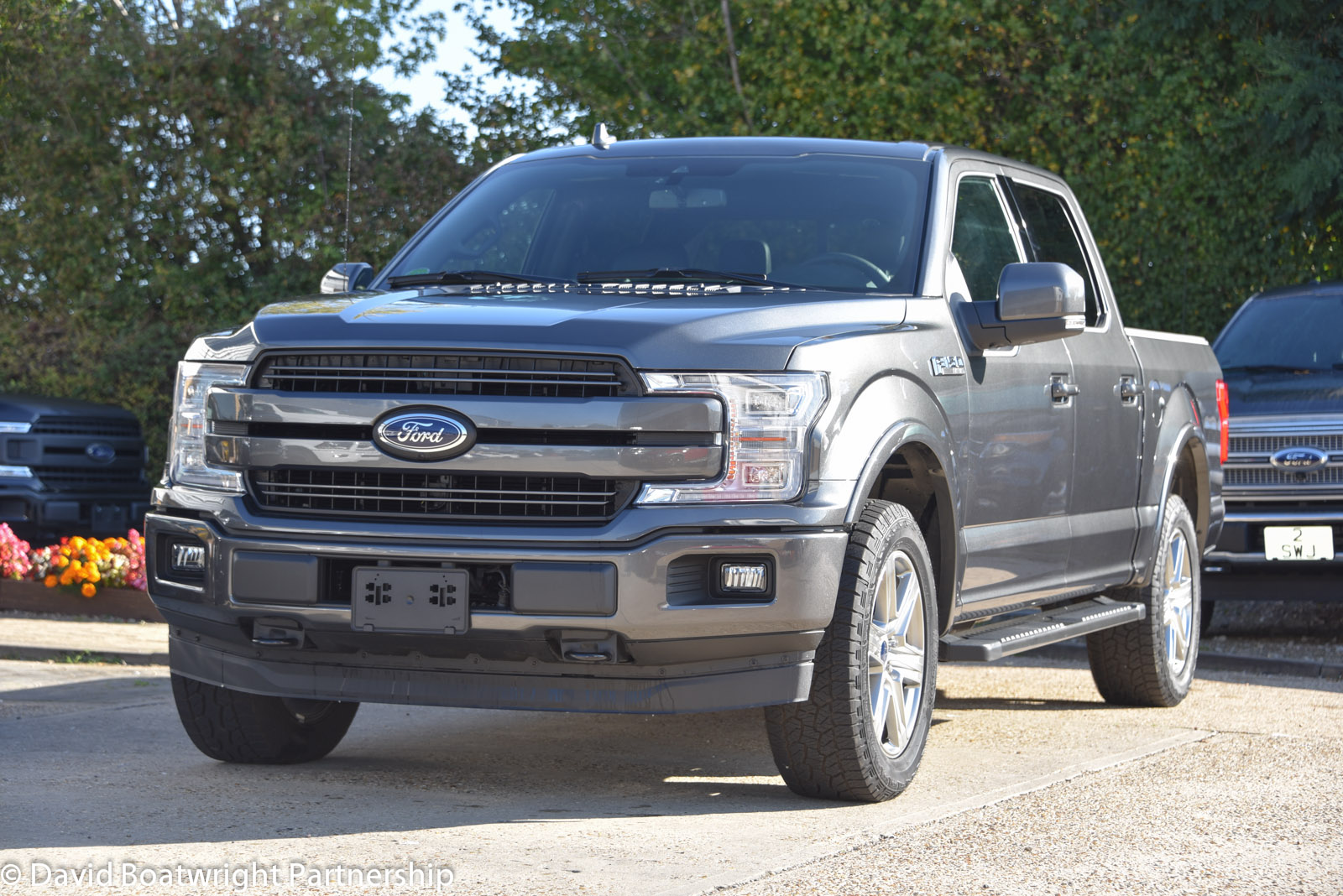 New Ford F150 Lariat Sport 5.0 V8
