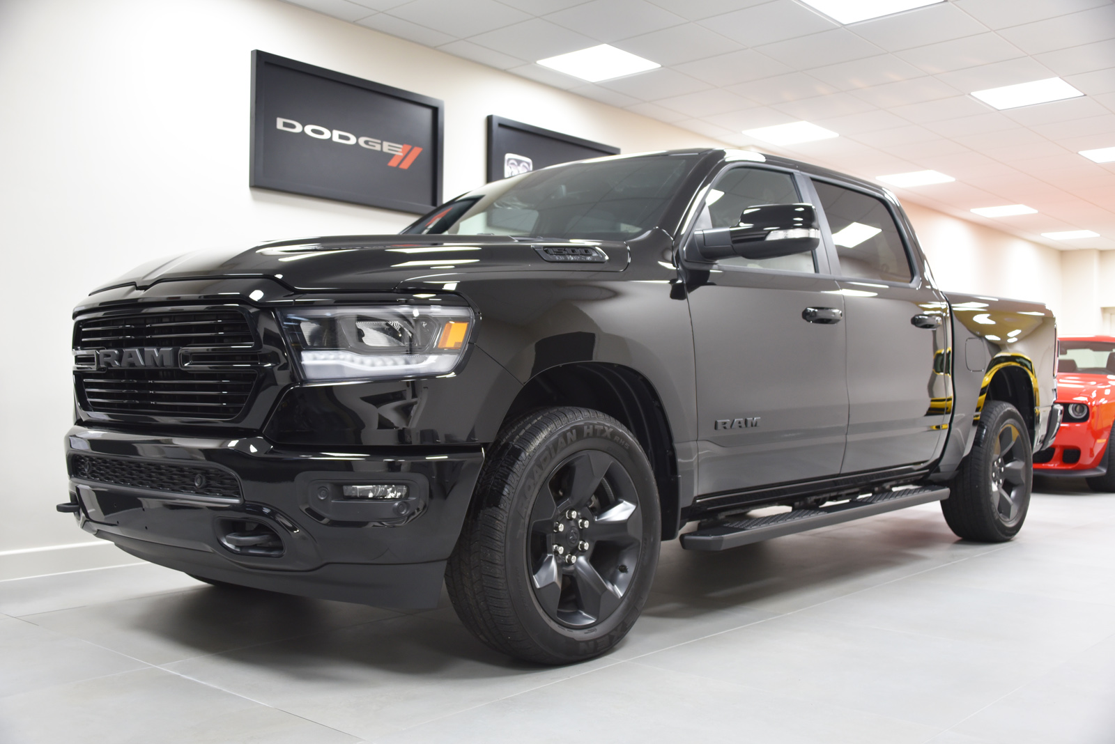 Ram Tucks Bighorn 2019 New for sale in the UK
