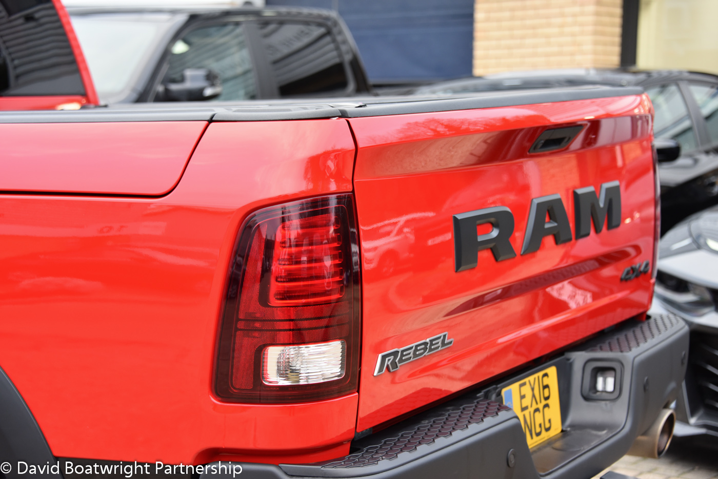 Dodge Ram Rebel for Sale UK