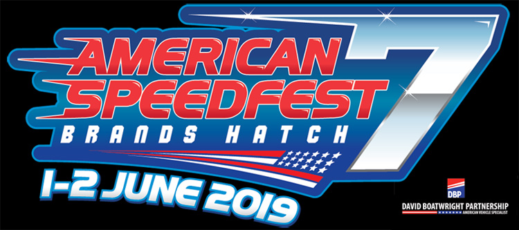 American Speedfest 2019 David Boatwright Brands Hatch