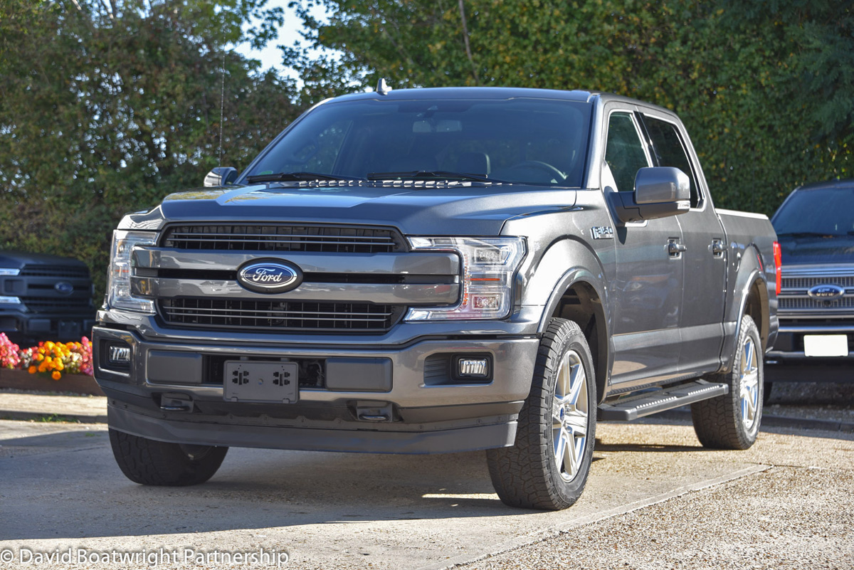 New F150 UK from David Boatwright Partnership