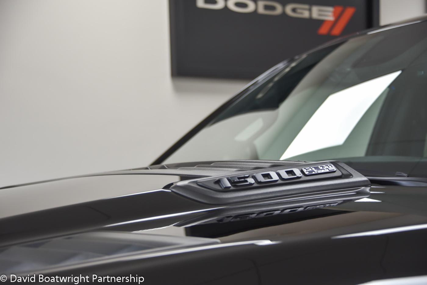 New Dodge Ram Pickup UK