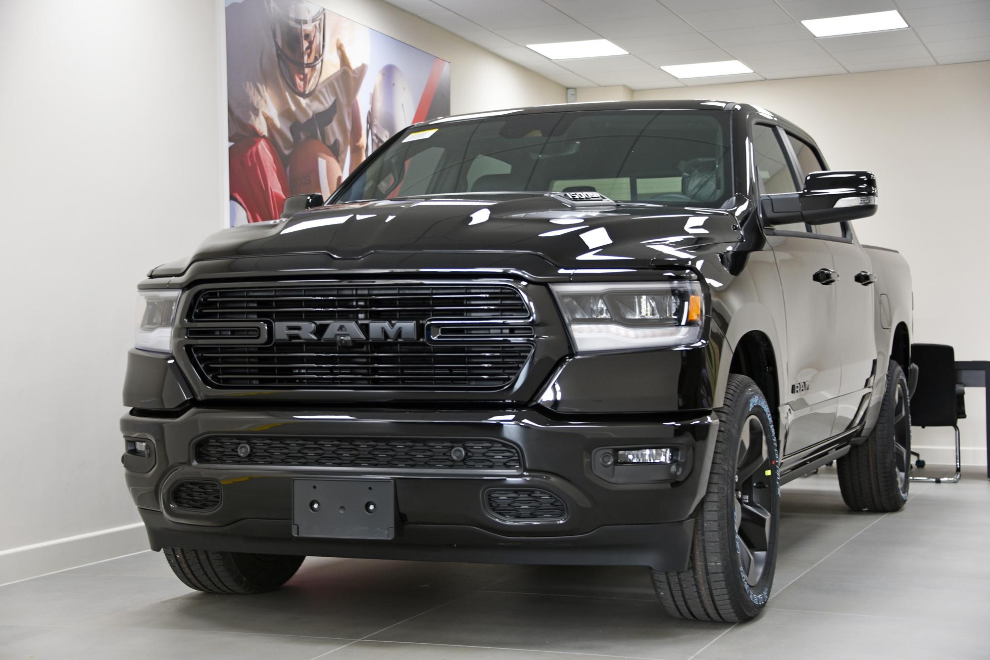 Dodge Ram Truck Bed For Sale >> 2019 Ram Sport Black Edition – David Boatwright ...