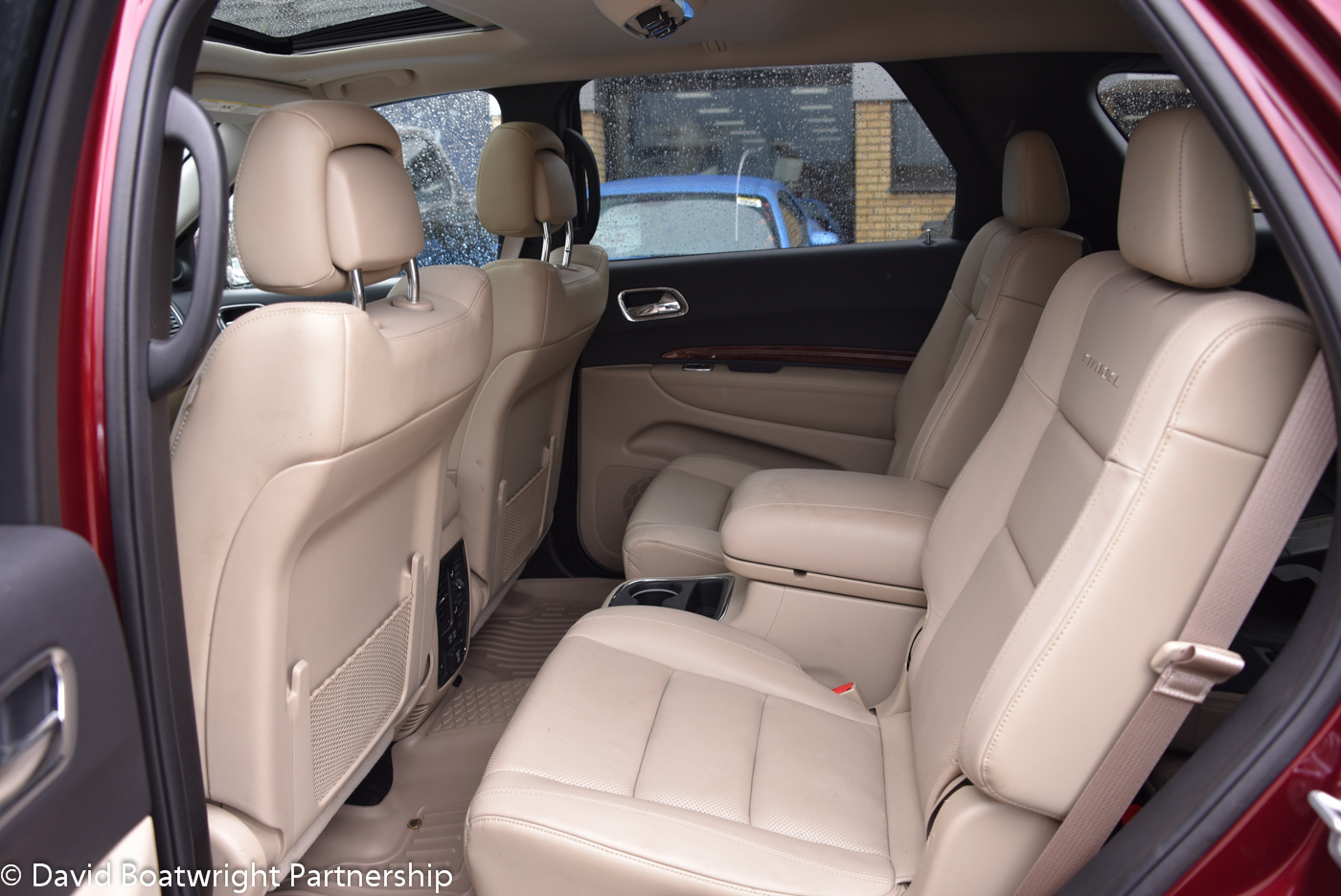 Dodge Durango 5.7 Litre V8 Hemi Six Seat MPV for sale in the UK