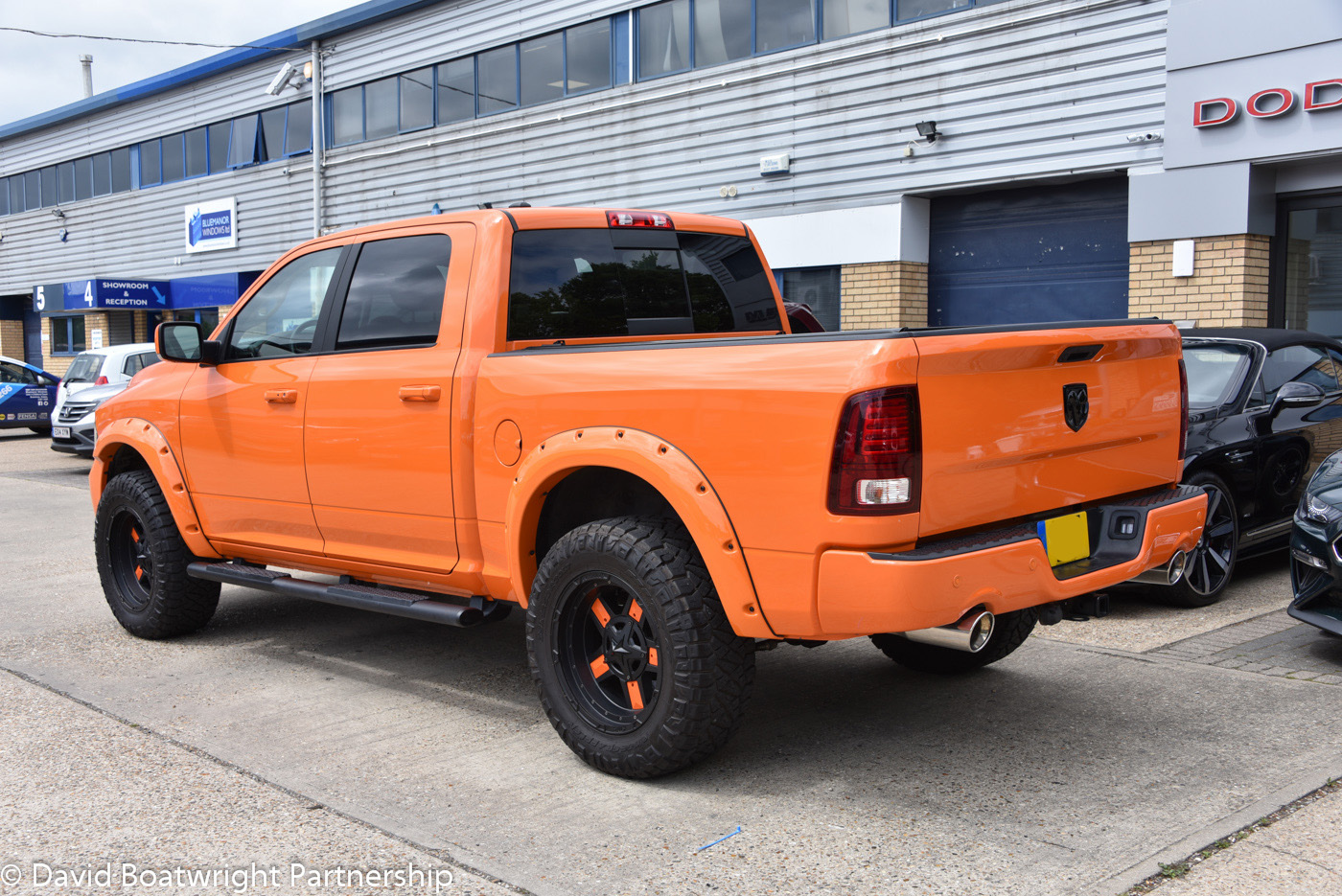 Custom Dodge Ram For Sale UK