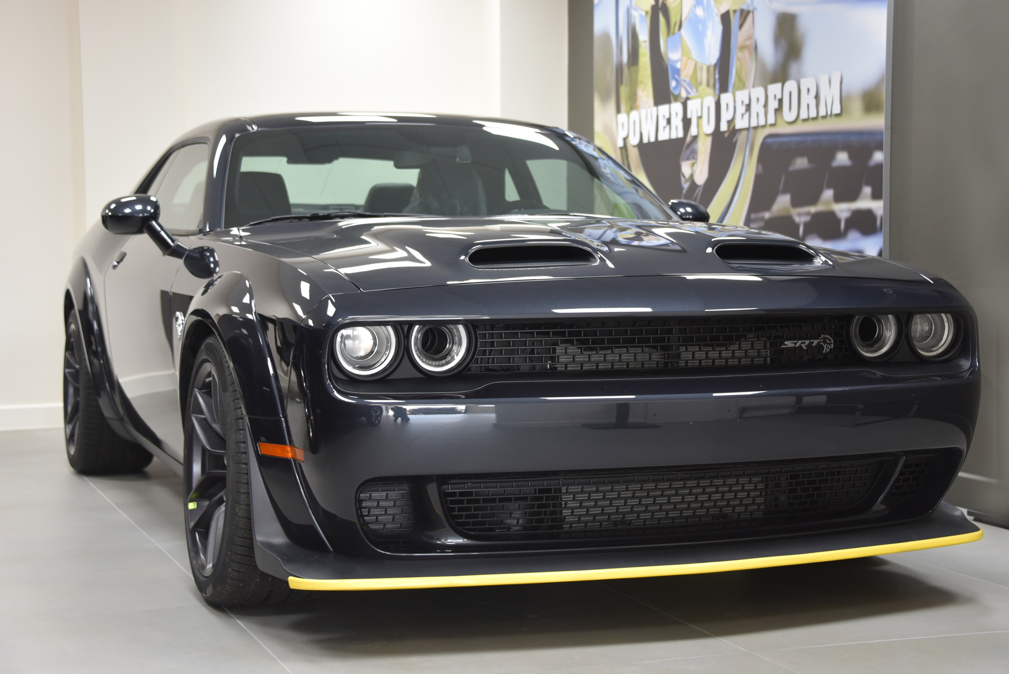 2019 Hellcat Widebody for sale UK
