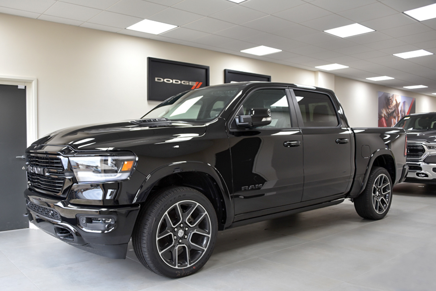 New Dodge Ram 2019 in the UK