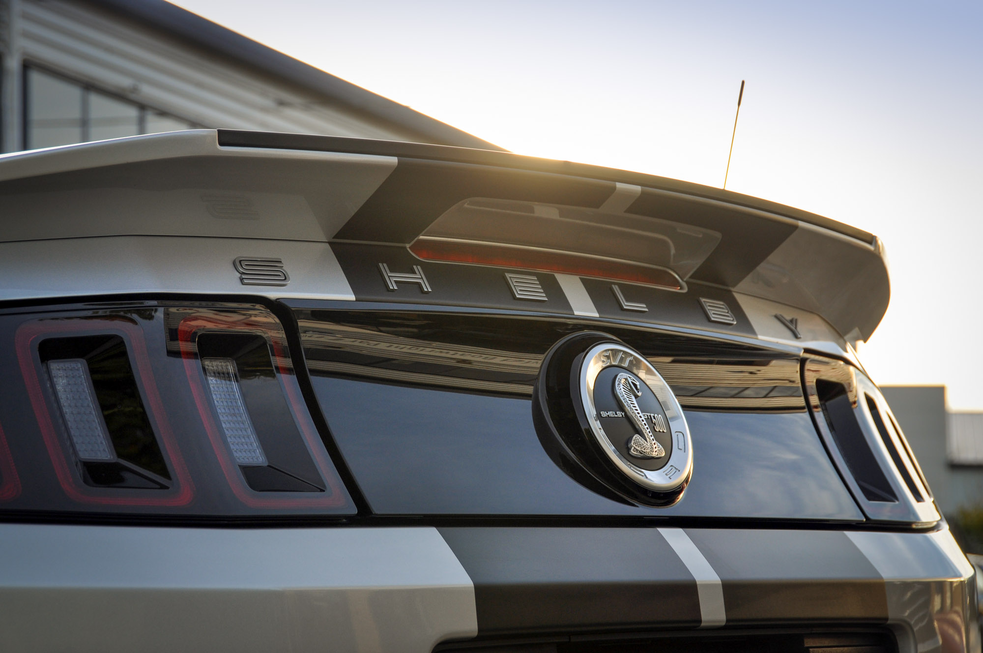 2014 Ford Mustang Shelby GT500 for sale UK