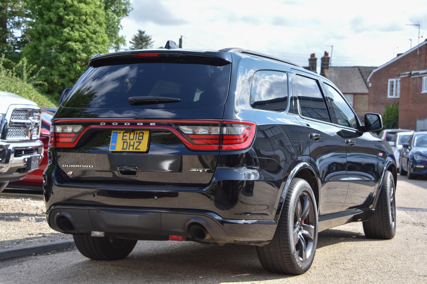 Durango SRT8 for sale UK