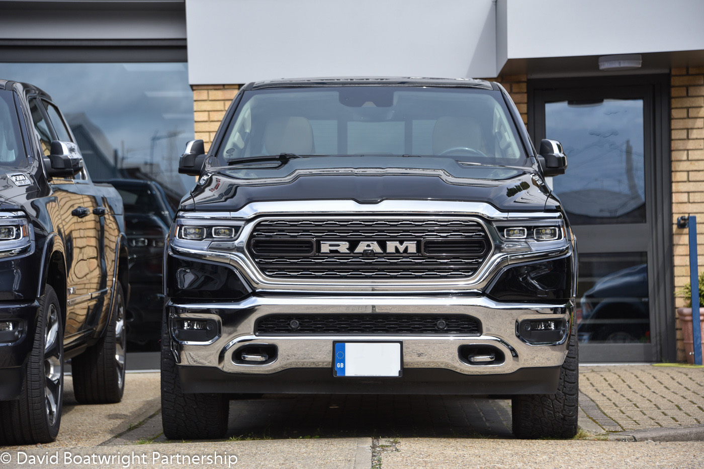 2019 Dodge RAM Limited