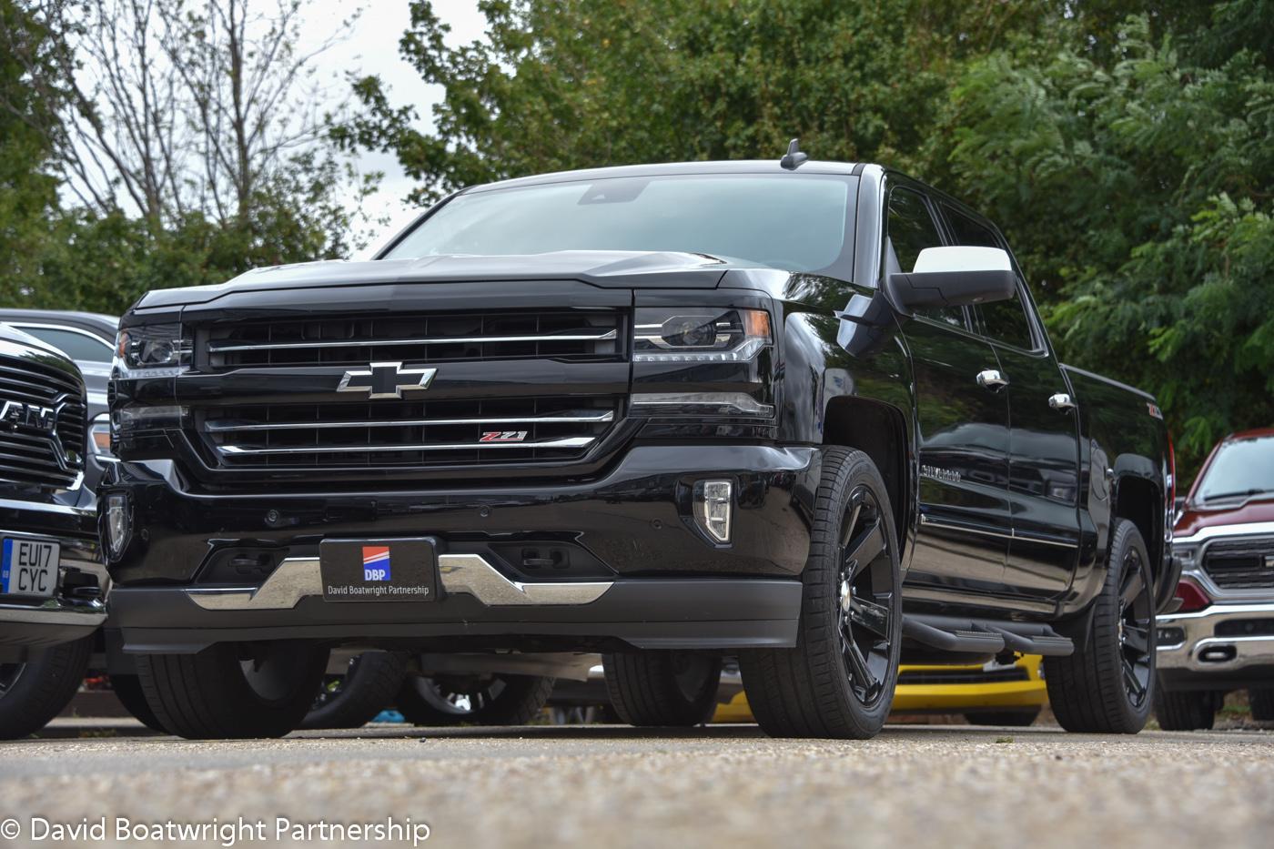 2016 Chevrolet Silverado Ltz David Boatwright