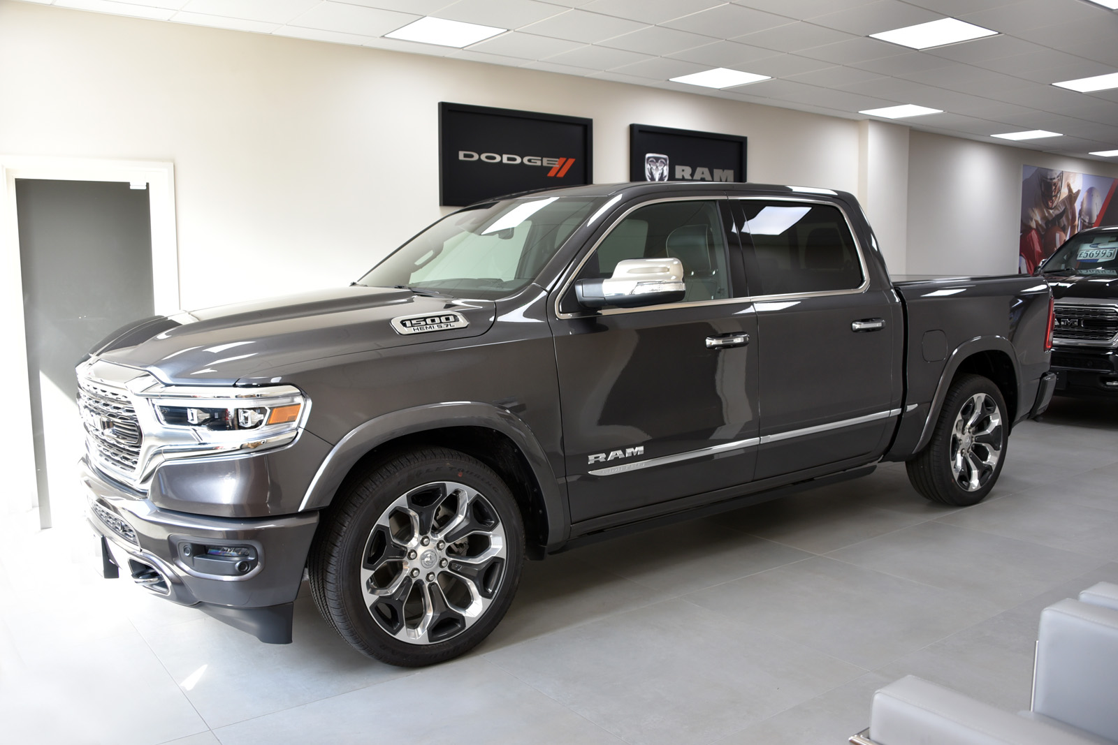 New RAM pickup trucks for sale in the UK