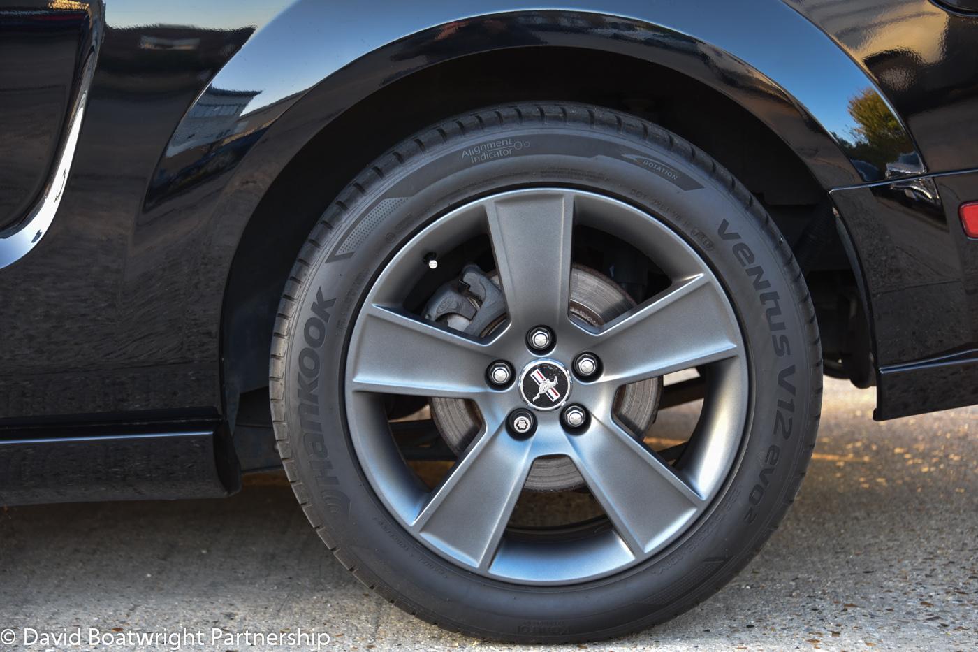 Mustang GT Wheel