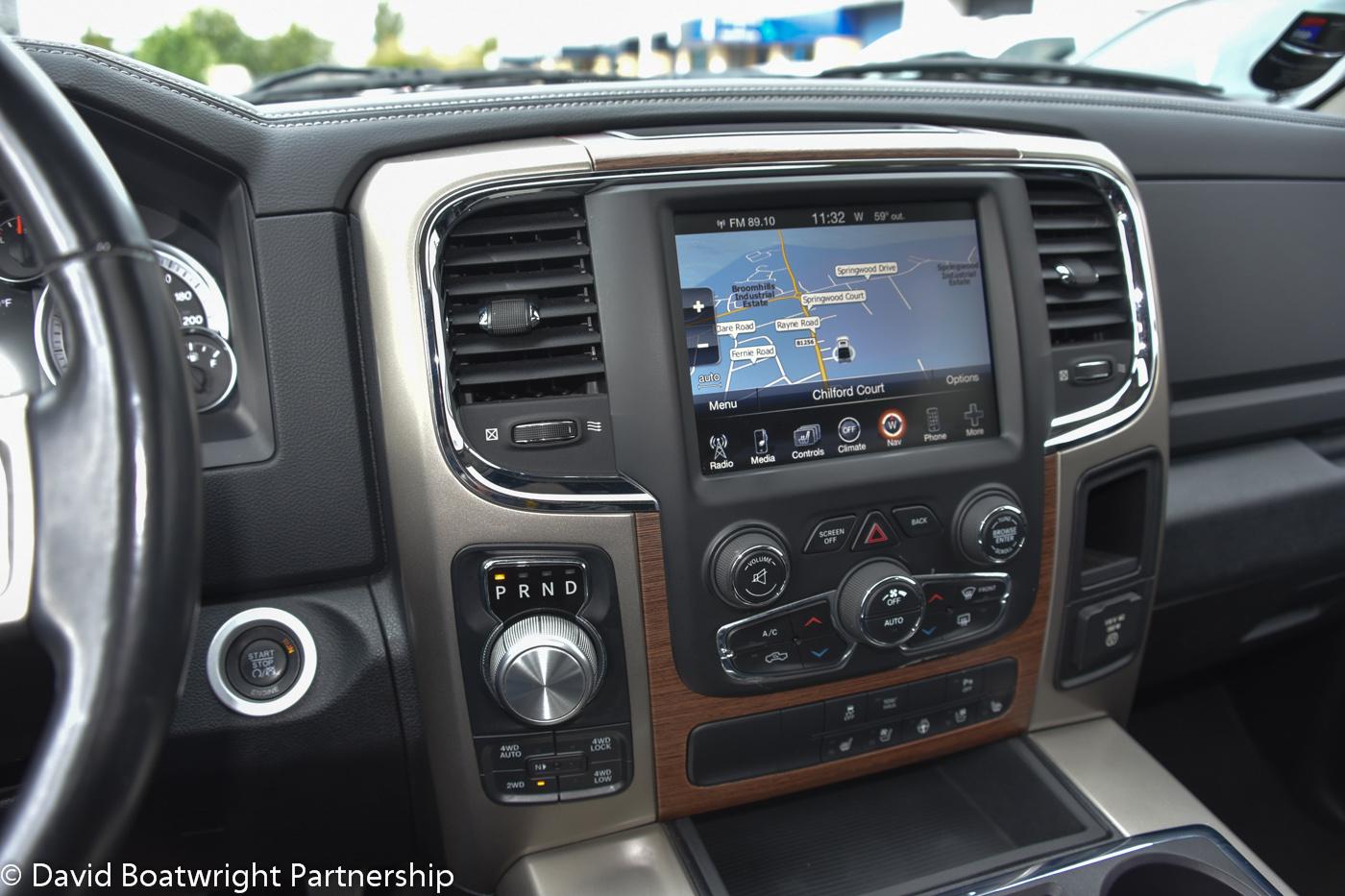 Dodge Ram for sale UK