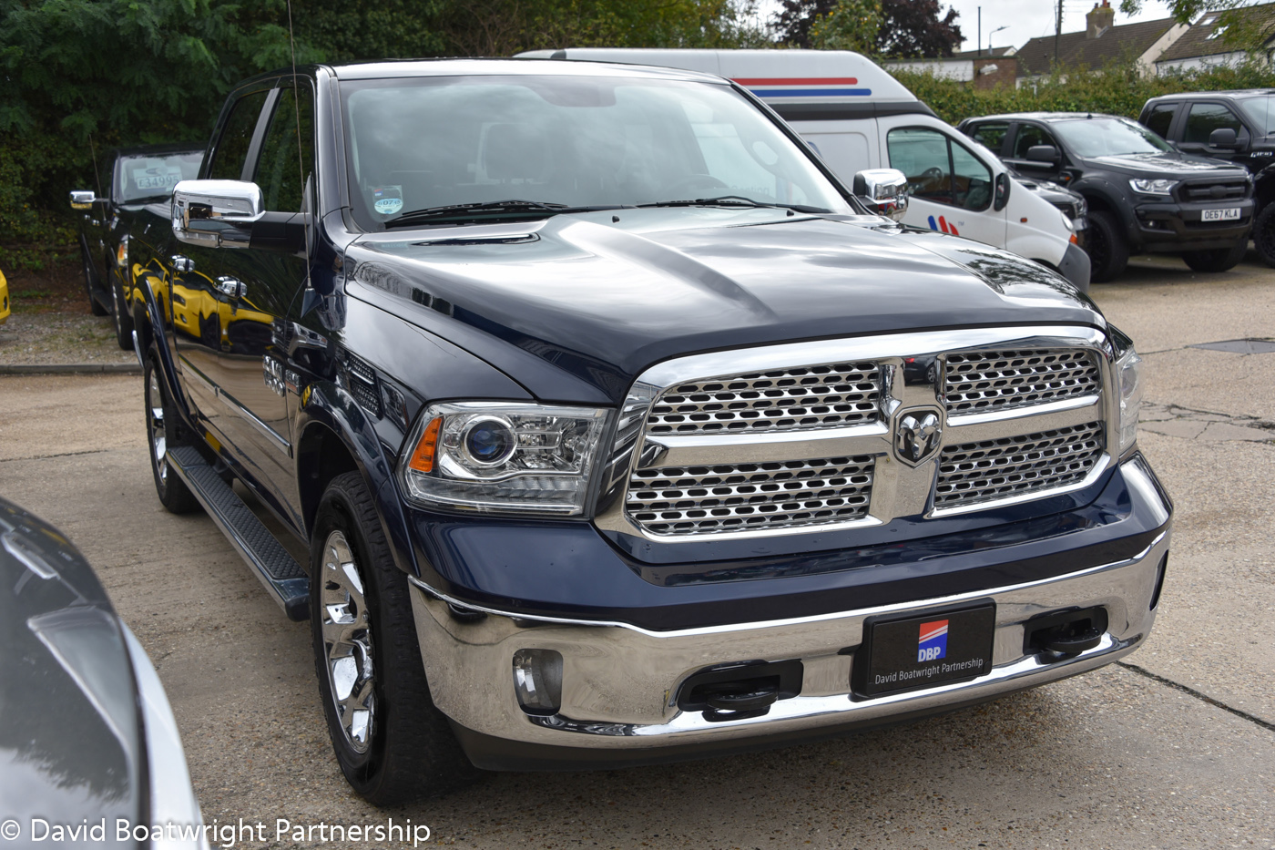 Dodge Ram for sale UK