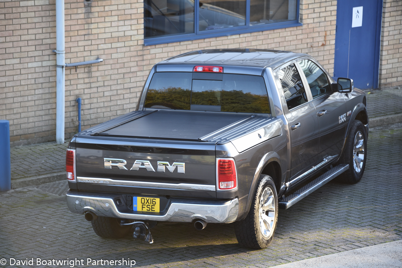2016 Dodge Ram Limited Crew UK