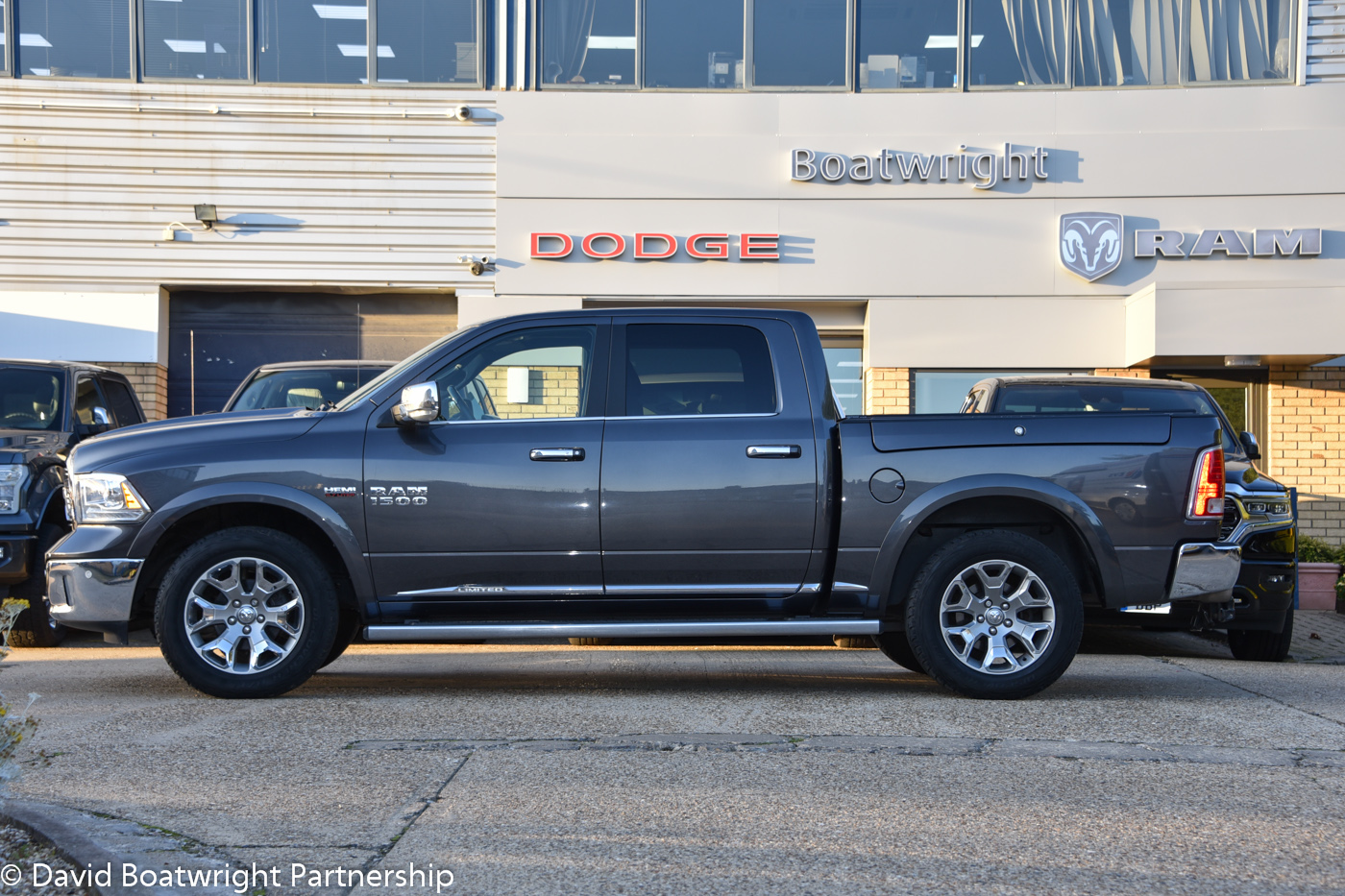2016 Dodge Ram Limited Crew UK