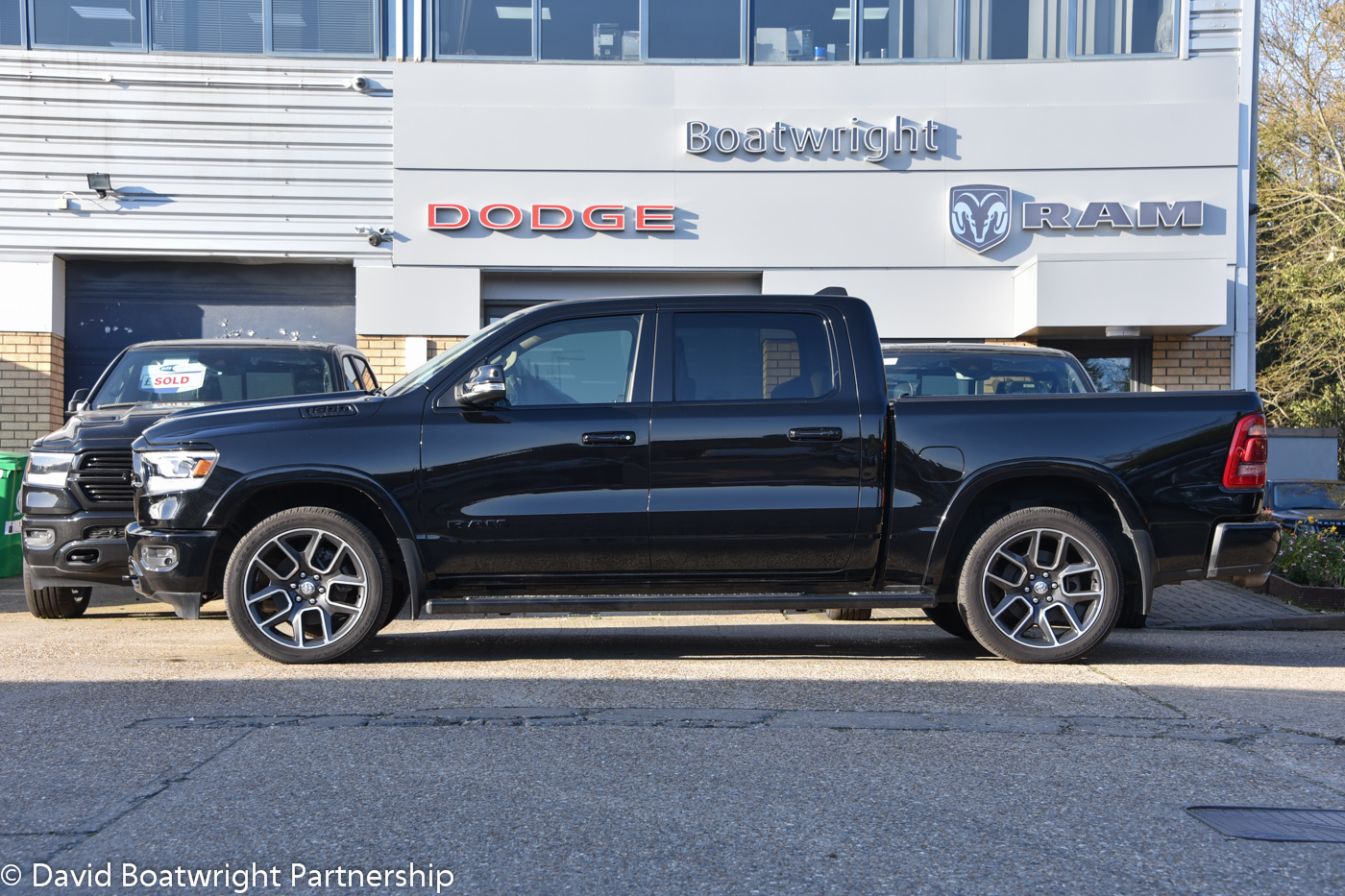 2019 DODGE RAM LARAMIE FOR SALE