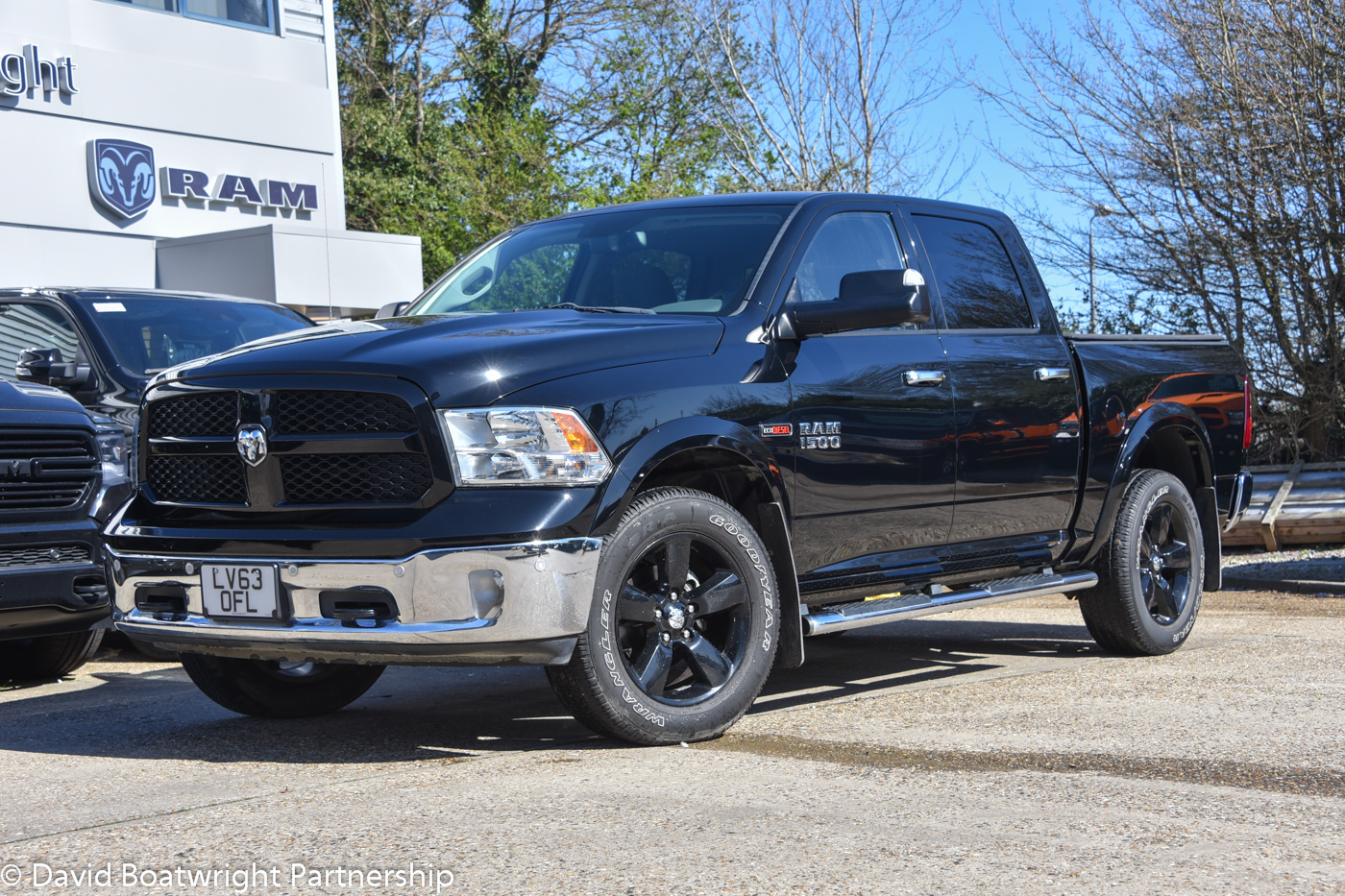 DODGE RAM 1500 DIESEL FOR SALE UK