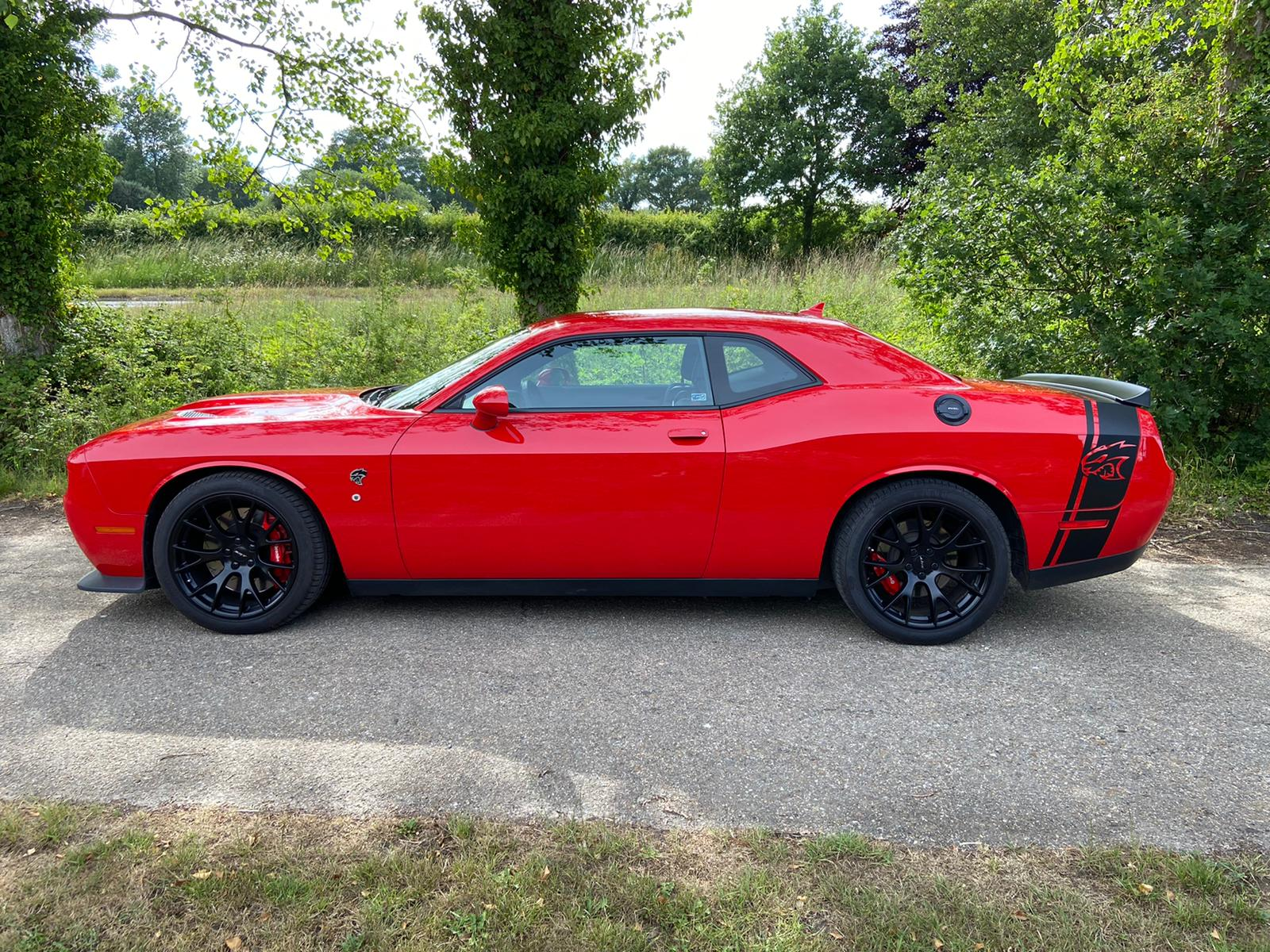 Challenger Hellcat Manual for Sale UK