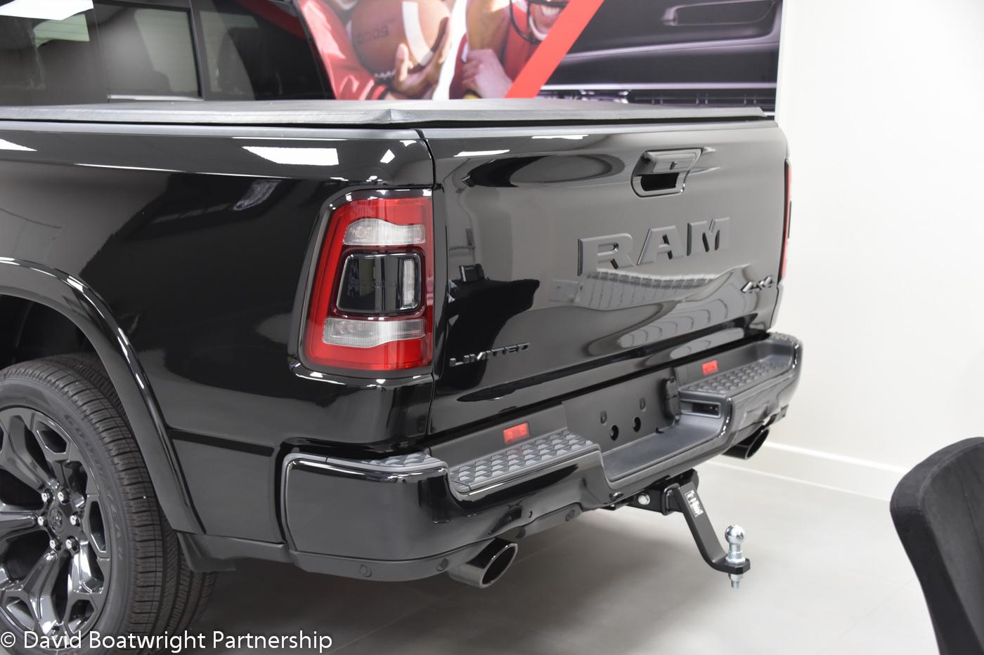 New Dodge Ram Limited Black Appearance for sale UK
