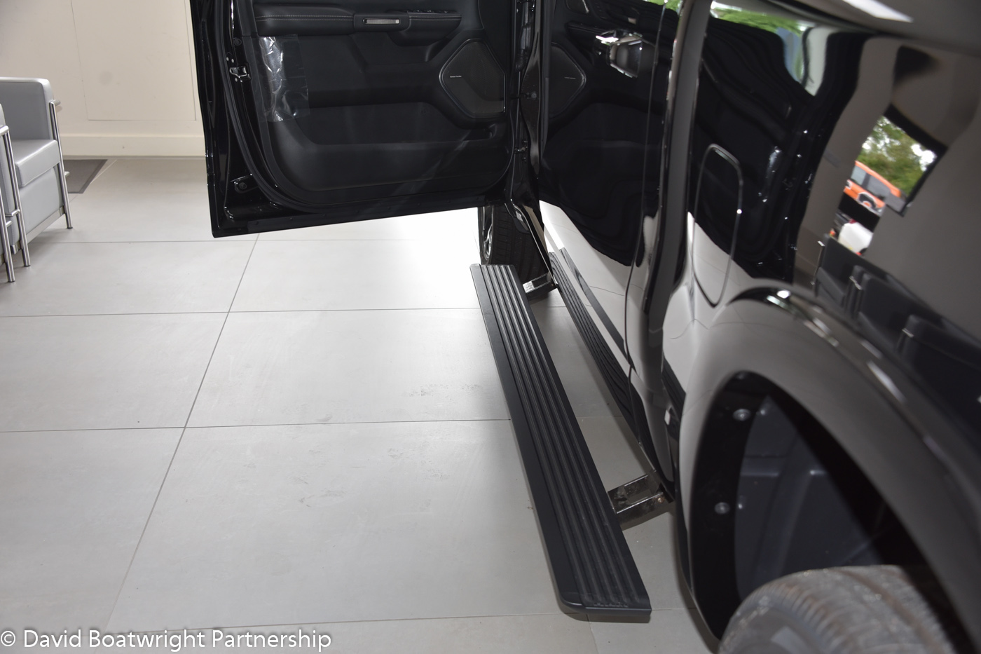 Reclining Rear Seats - New Dodge Ram Limited Black Appearance for sale UK