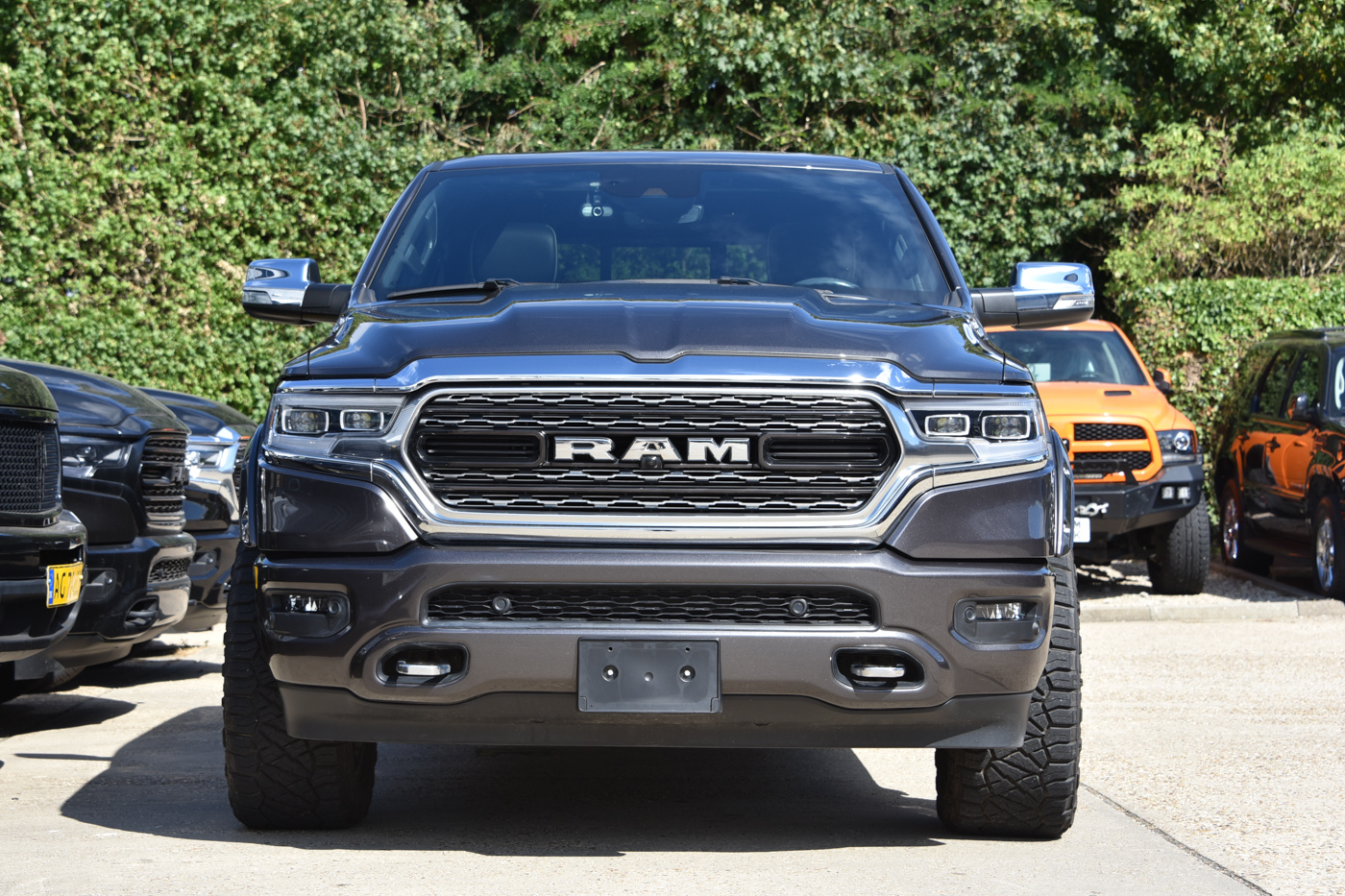 Ram Limited 4x4 2019 New Shape Truck for sale