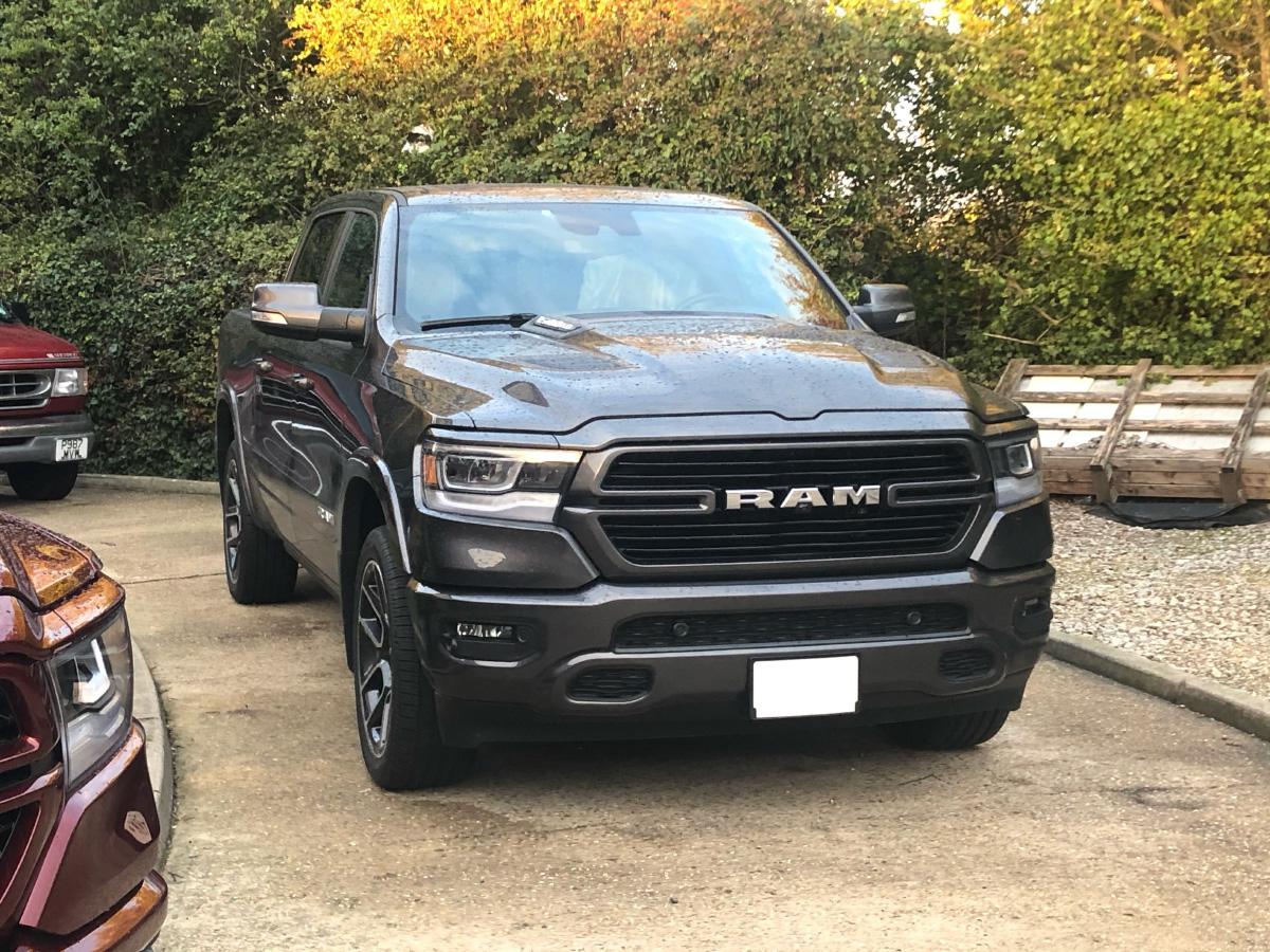 2020 RAM LARAMIE UK
