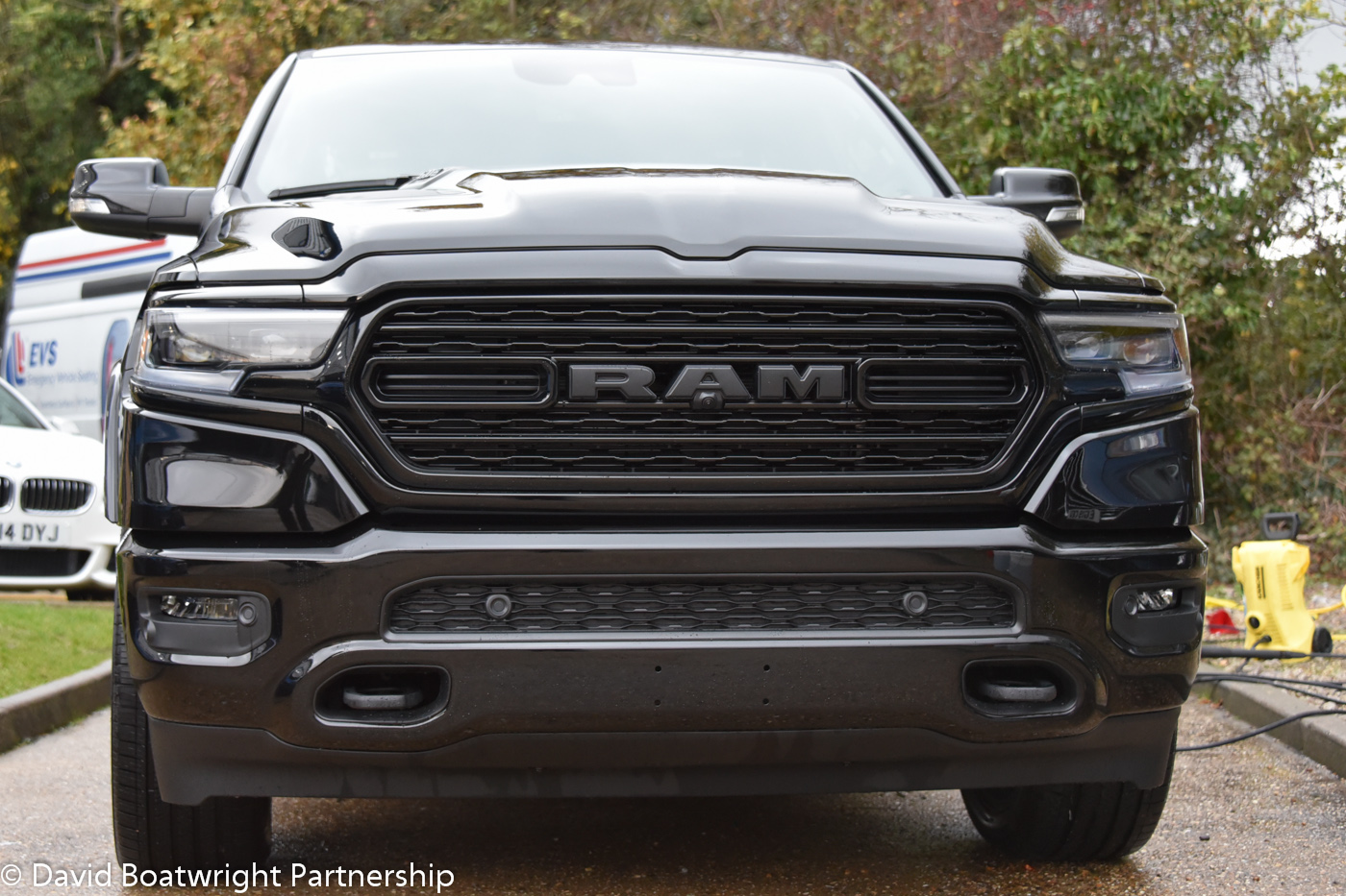 2021 Dodge Ram Limited Night Edition