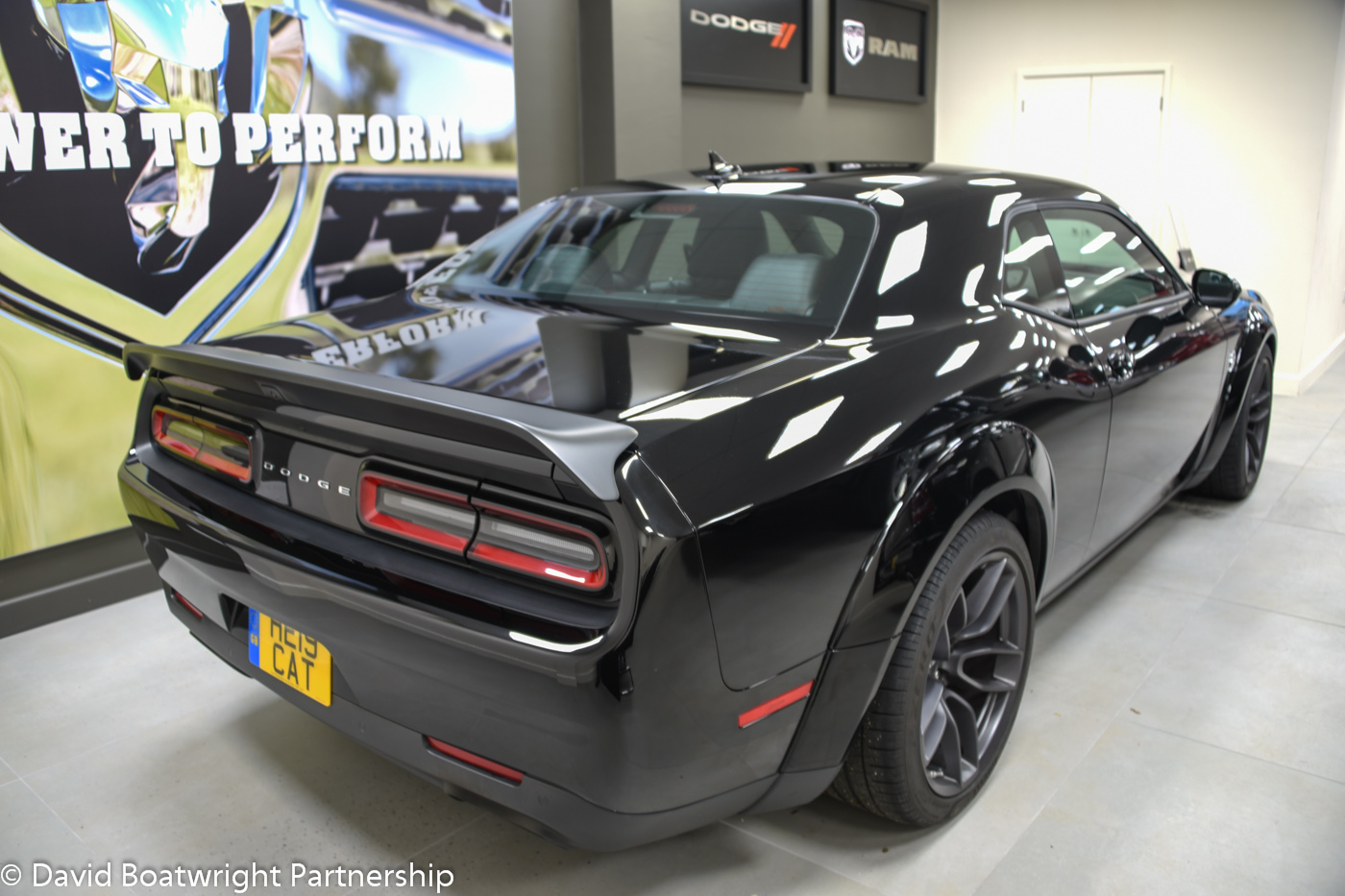 Dodge Challenger Hellcat Widebody for sale UK