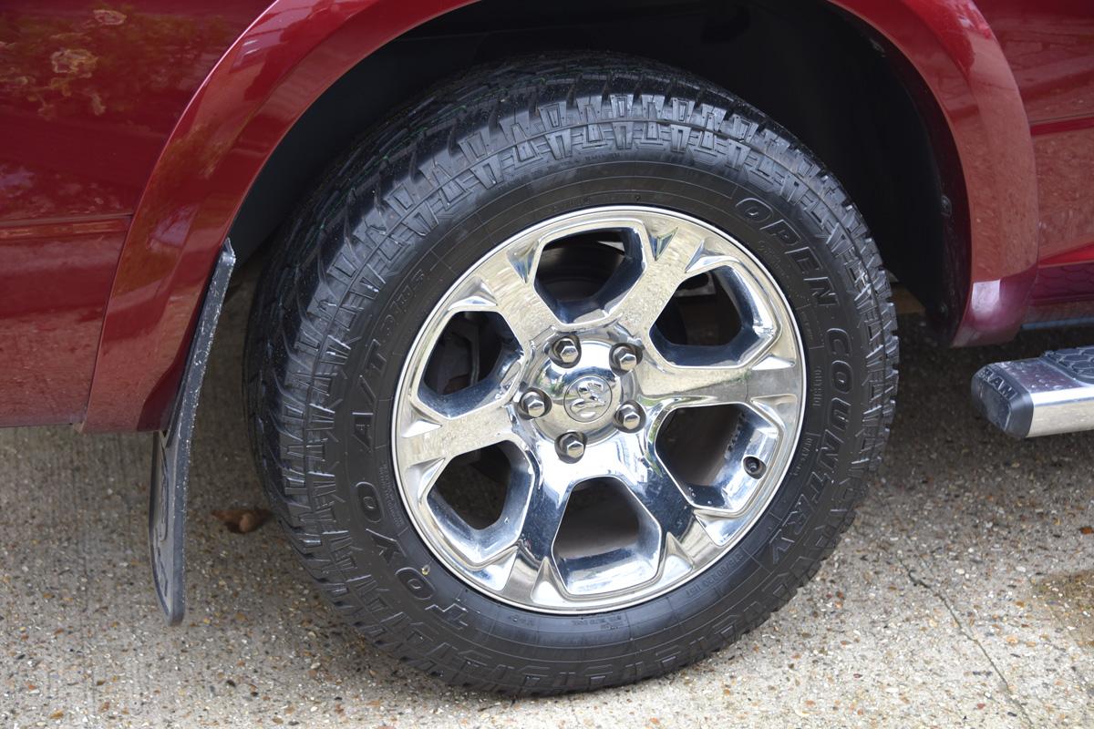 2016 Dodge Ram Prins LPG
