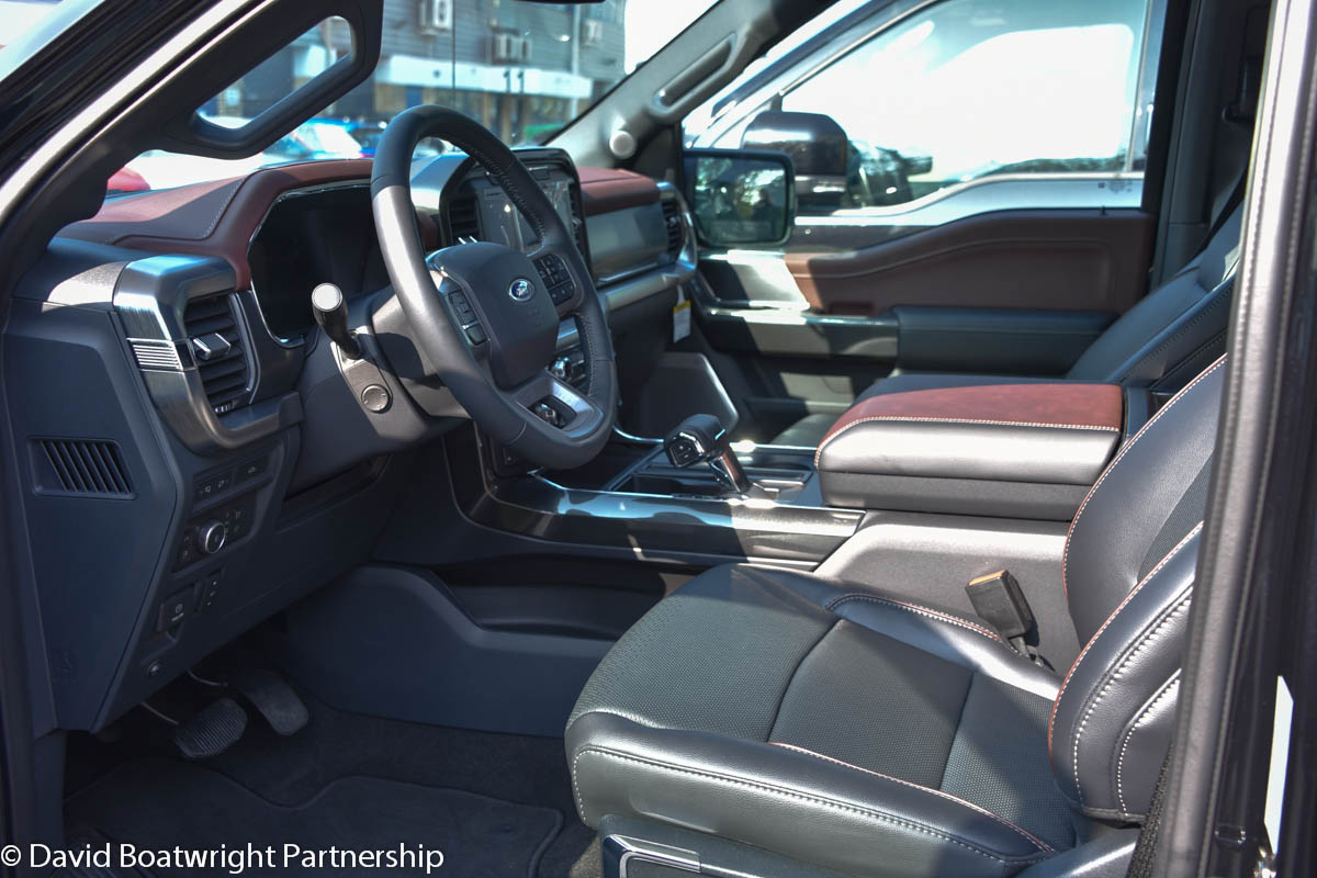 Ford F150 2021 Hybrid 430BHP Lariat UK